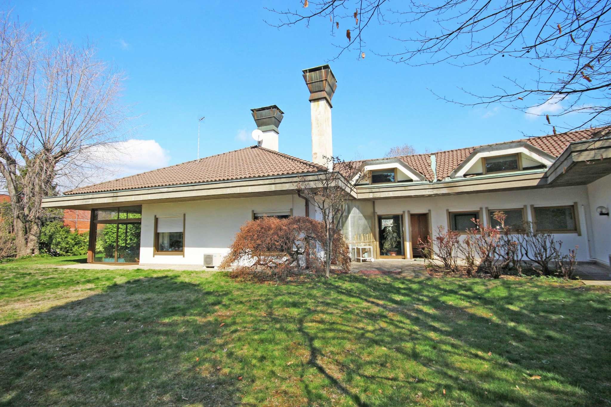 Villa in vendita via Trieste Mathi