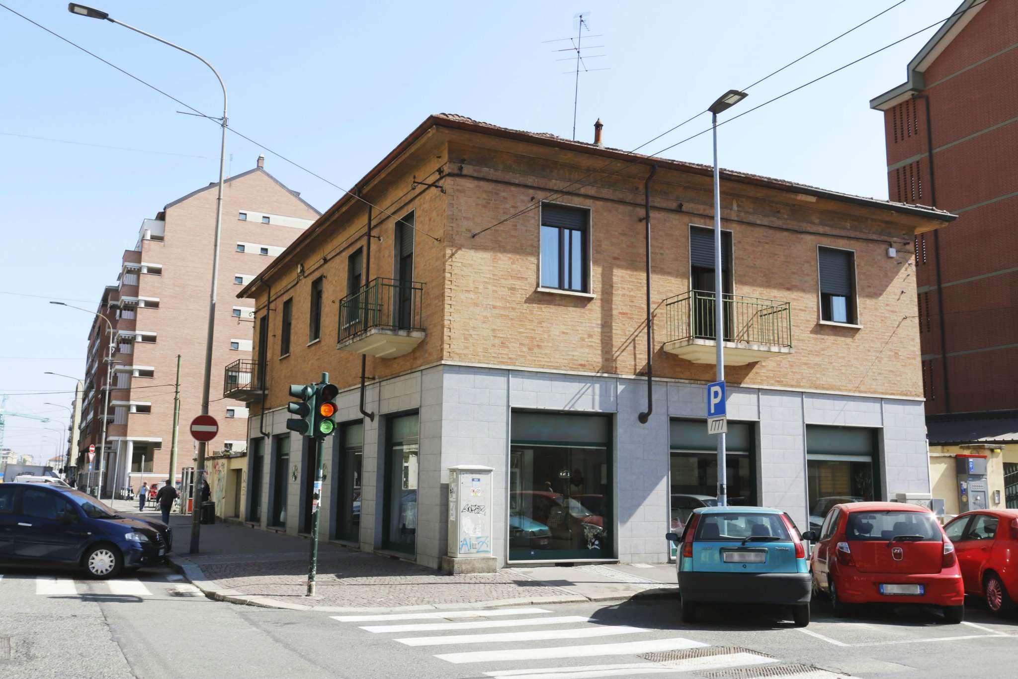 Foto 1 di Stabile - Palazzo via Nizza, Torino (zona Valentino, Italia 61, Nizza Millefonti)