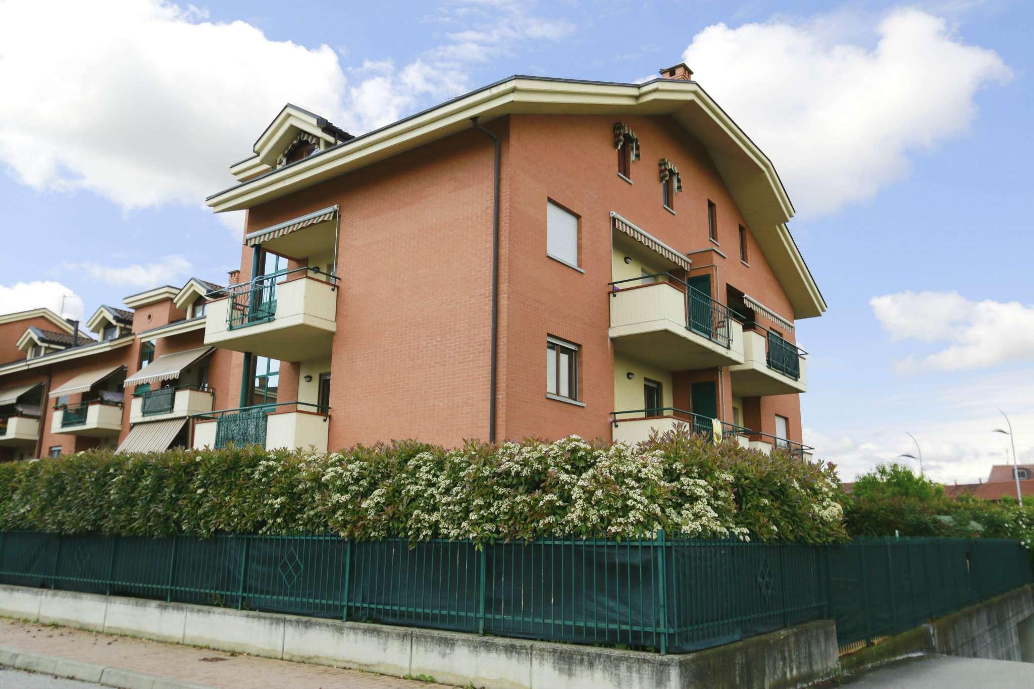 Appartamento in vendita via Giovanni Boccaccio Nichelino