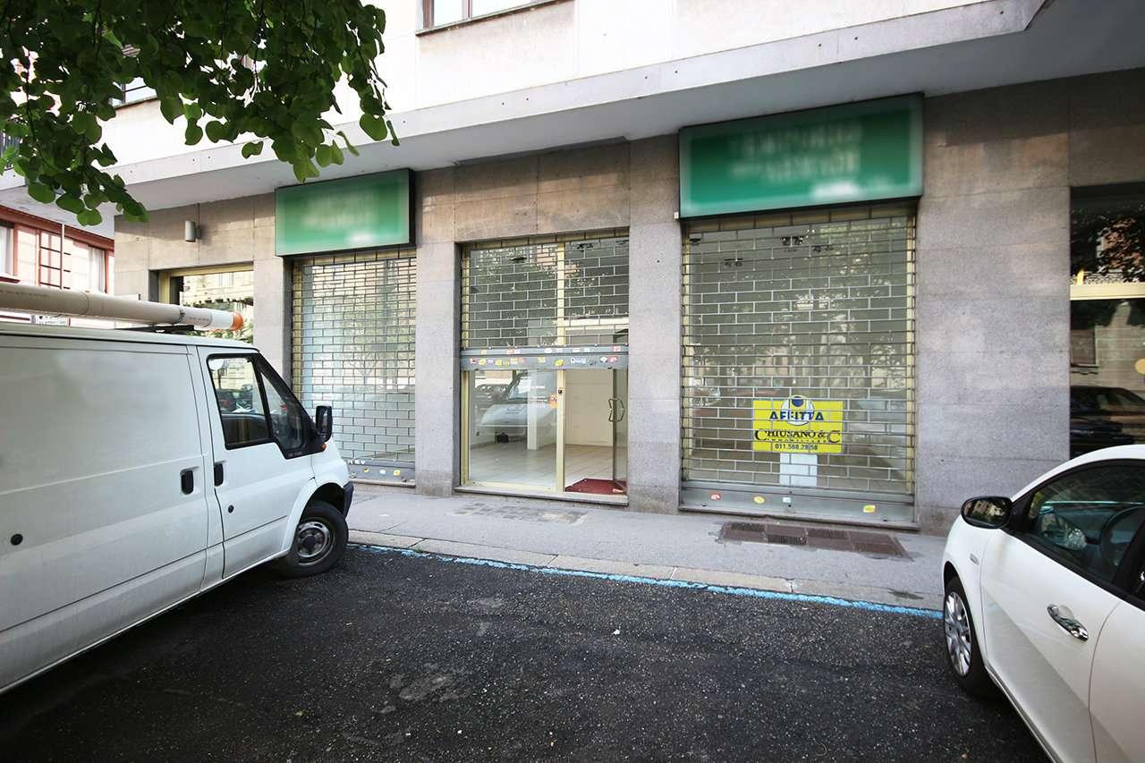 Negozio in affitto Zona Crocetta, San Secondo - corso Sommeillier 33 Torino