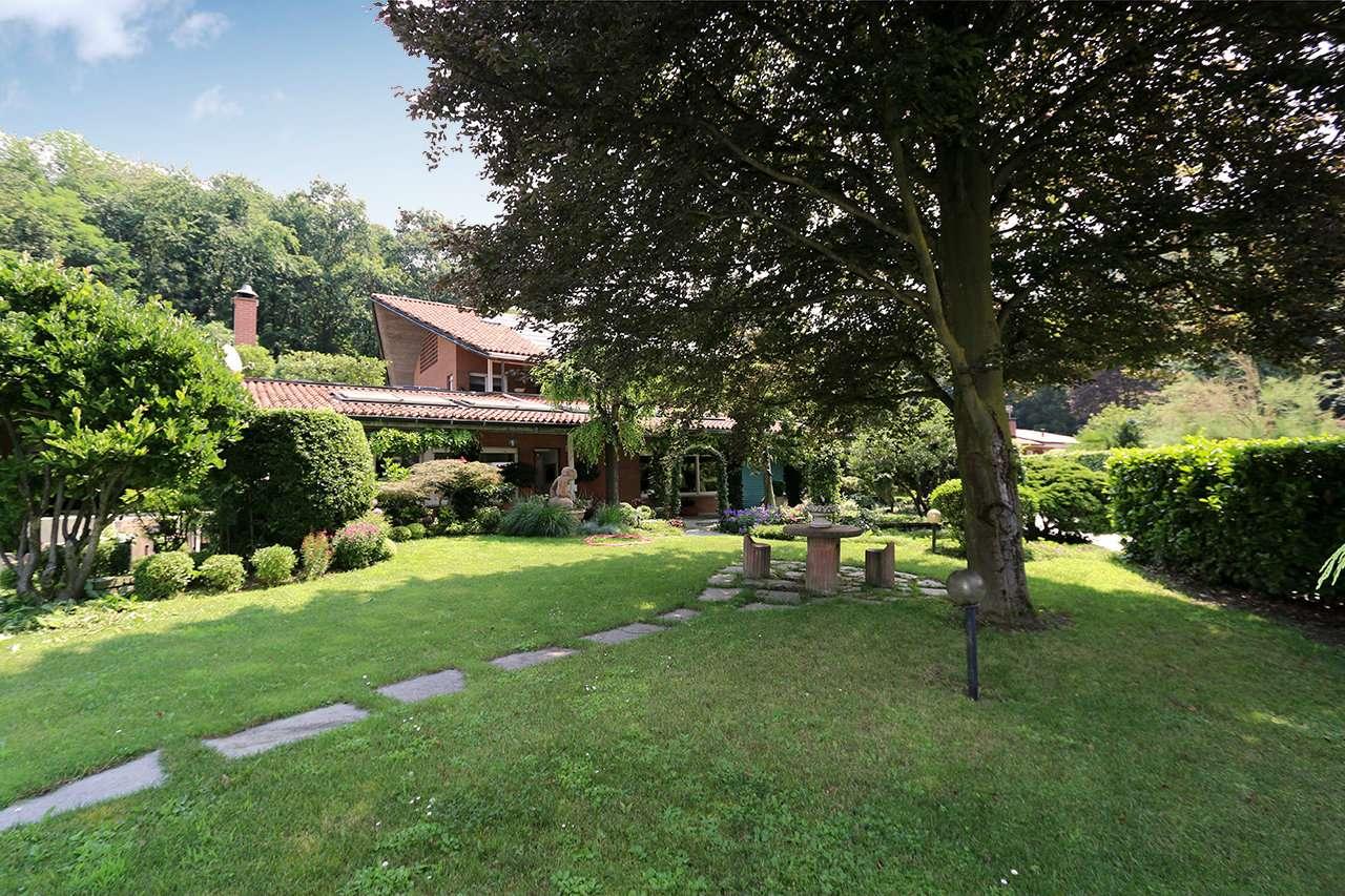 Villa in vendita Zona Precollina, Collina - strada Val Pattonera Torino