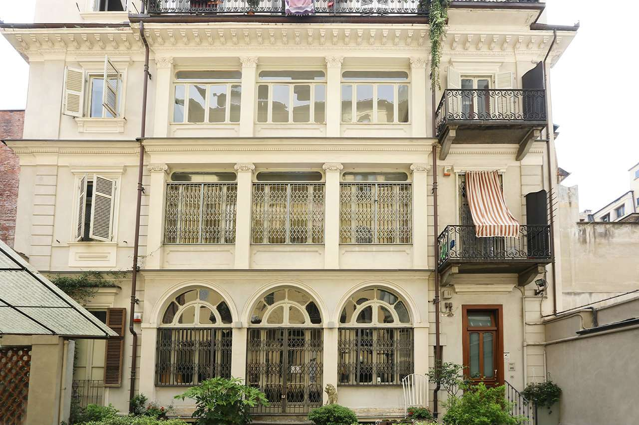 Ufficio in affitto Zona Crocetta, San Secondo - corso Re Umberto Torino