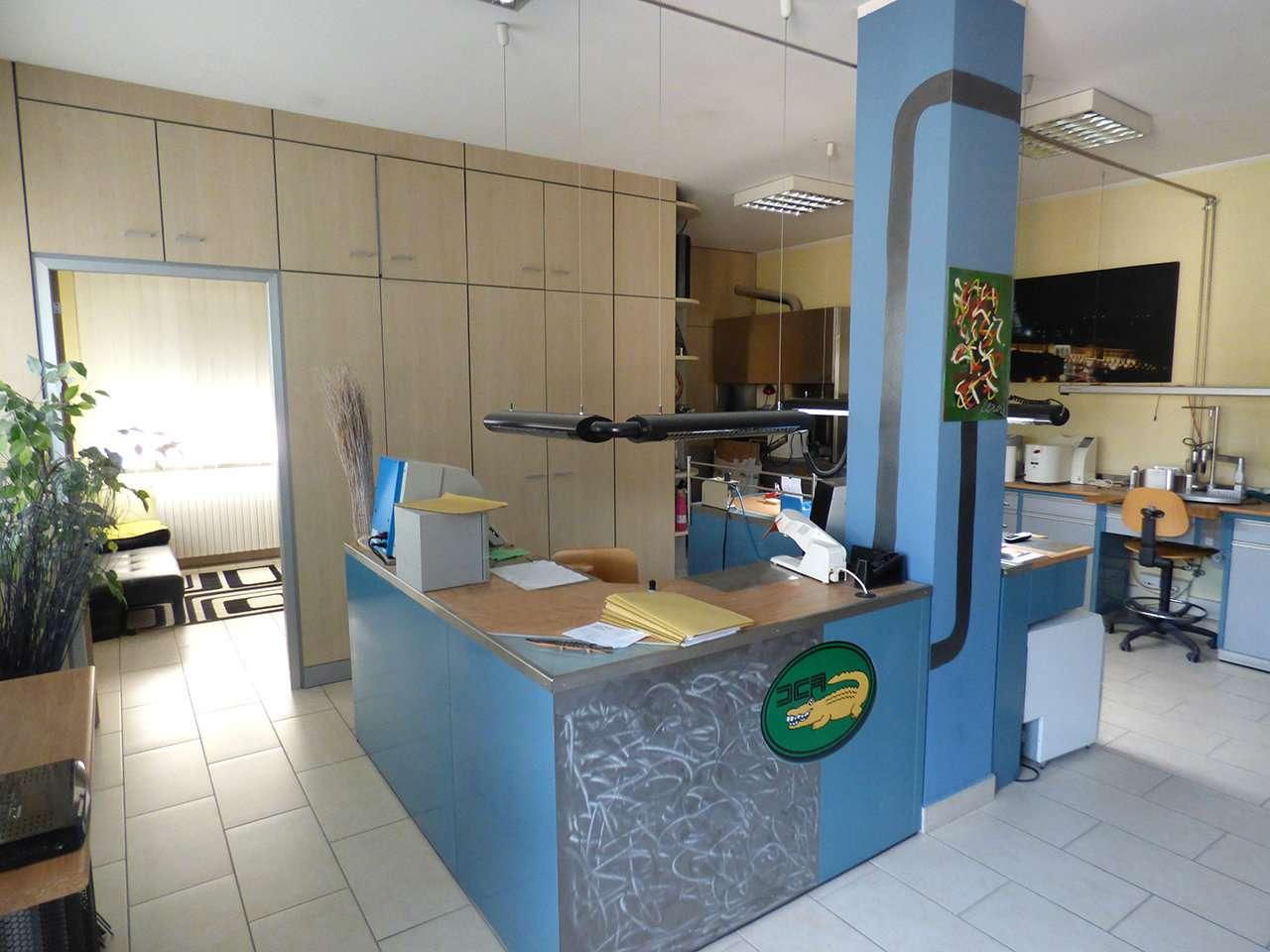 Ufficio in affitto Zona Barriera Milano, Falchera, Barca-Be... - piazza Derna 250/12 Torino