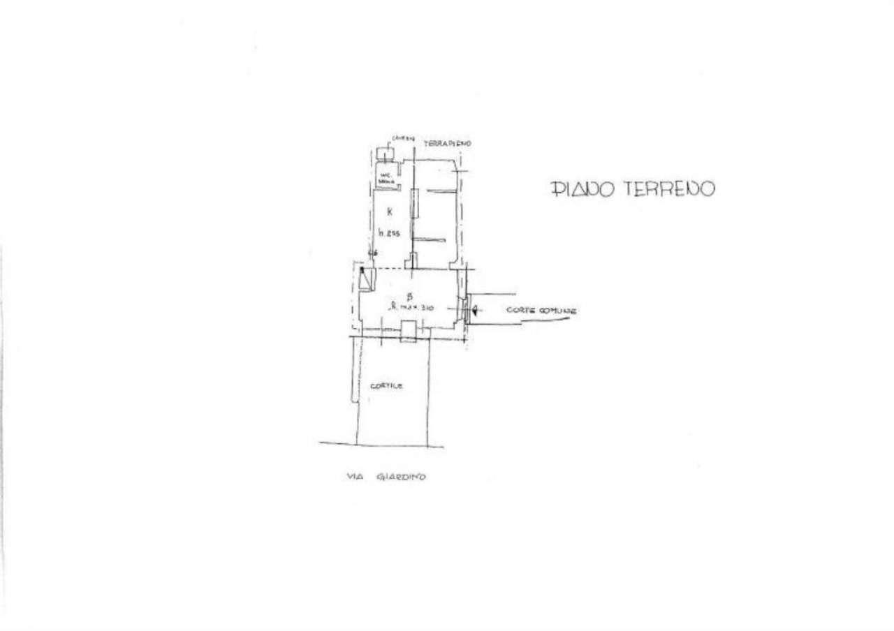 Affitto  bilocale Finale Ligure Via Regione Giardino 1 899346