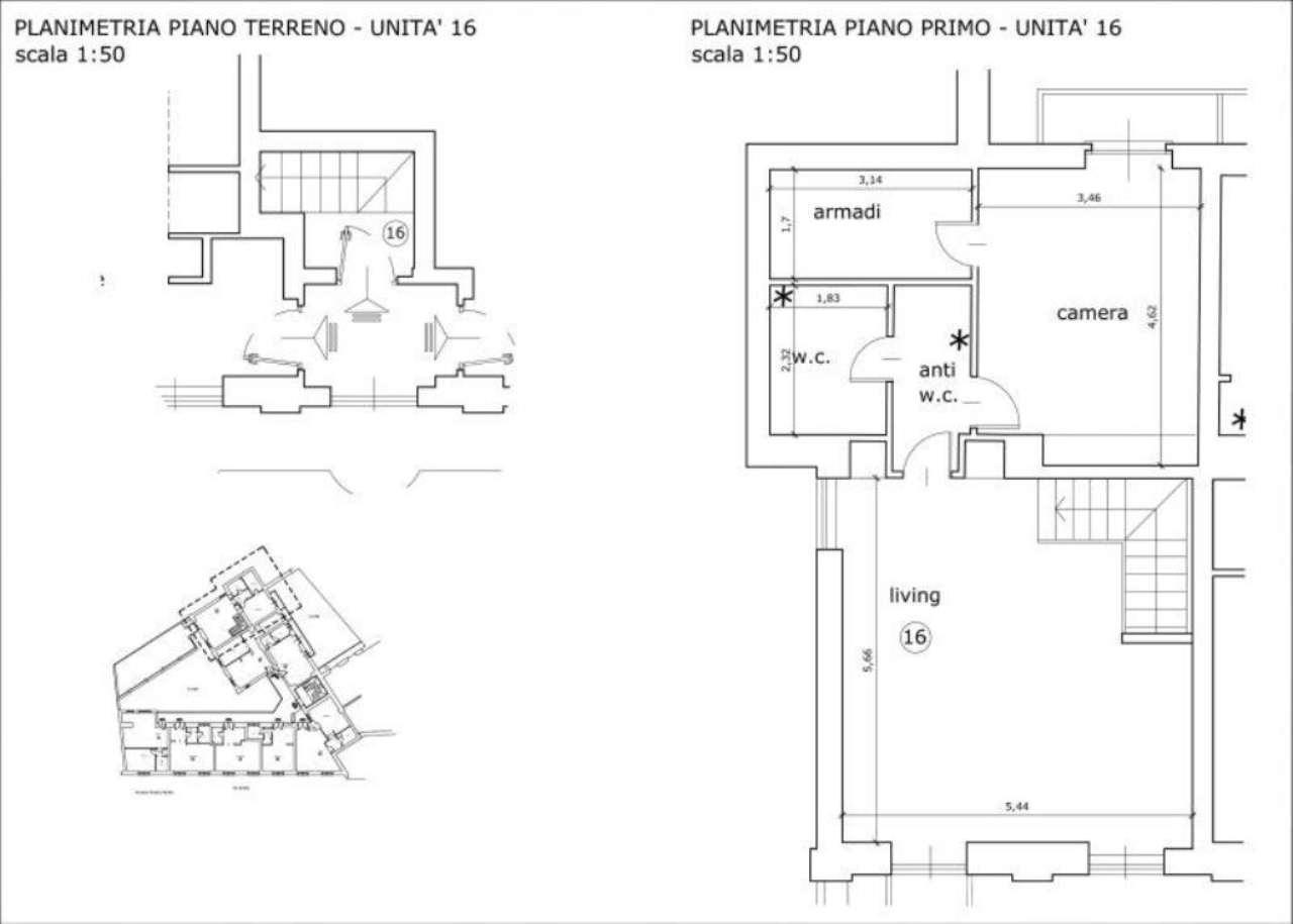 Vendita  bilocale Torino Via Balbis 1 897602