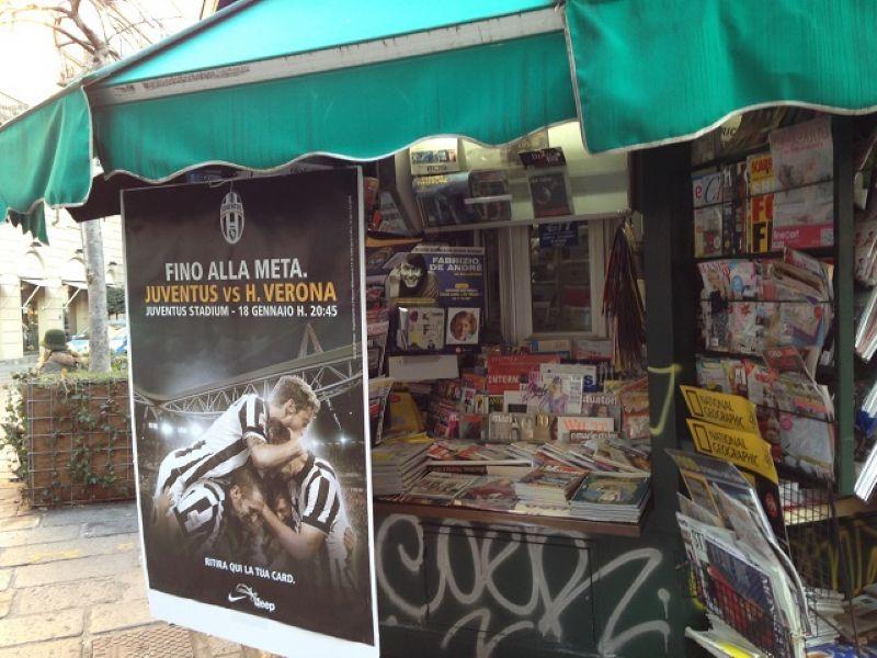 Torino Vendita CARTOLIBRERIE EDICOLE Immagine 1
