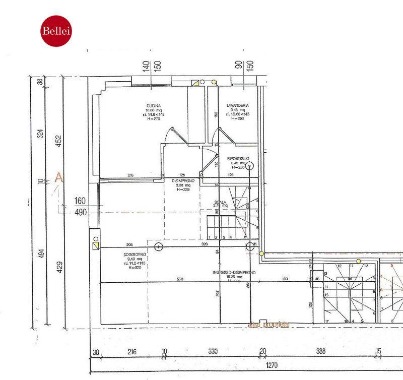 Appartamento in vendita a Casalgrande, 6 locali, prezzo € 320.000 | CambioCasa.it