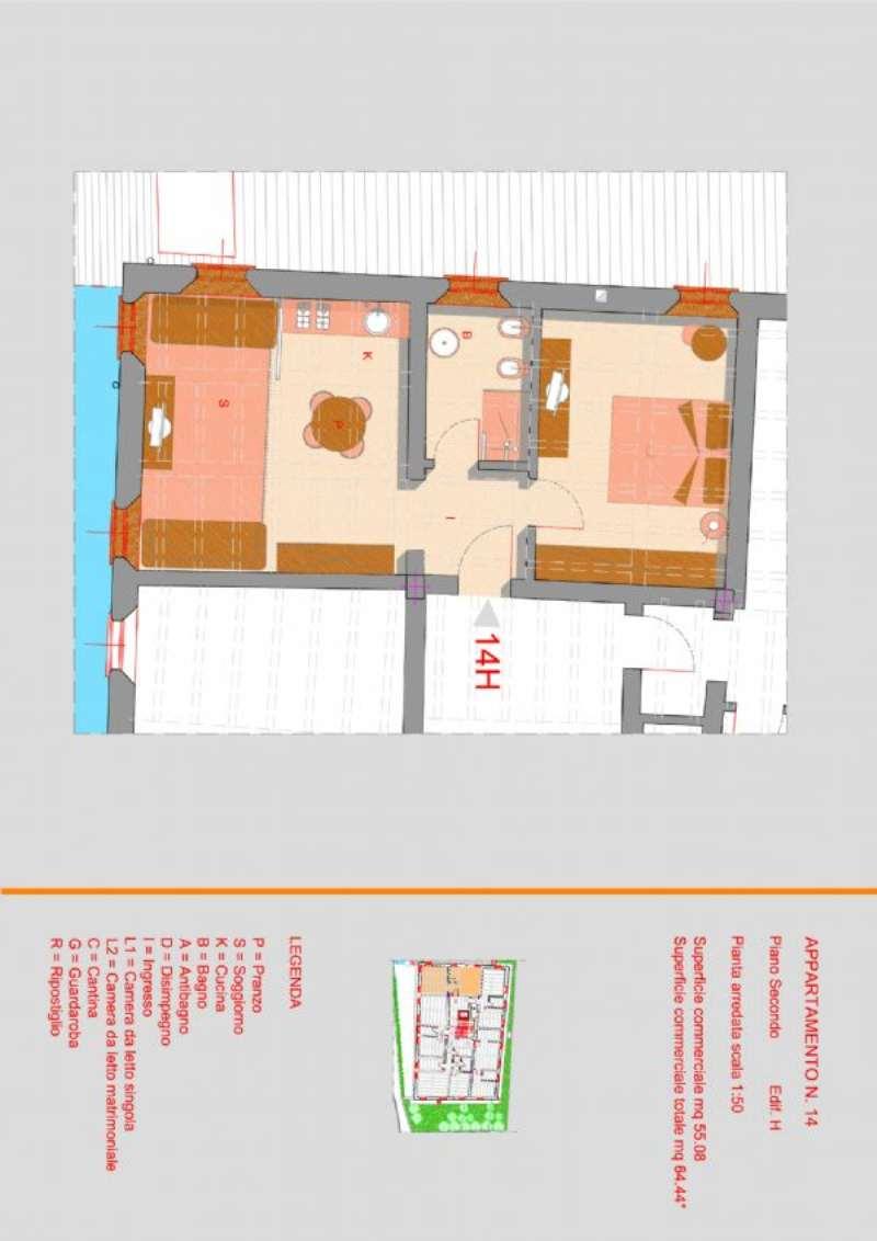 Affitto  bilocale Sassuolo  1 1002970