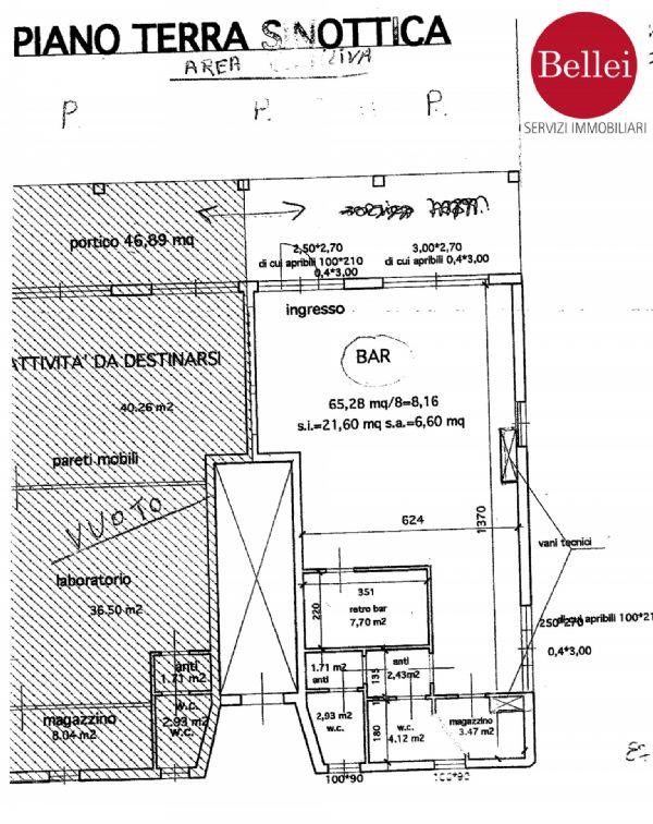 Negozio / Locale in affitto a Fiorano Modenese, 3 locali, prezzo € 750 | CambioCasa.it