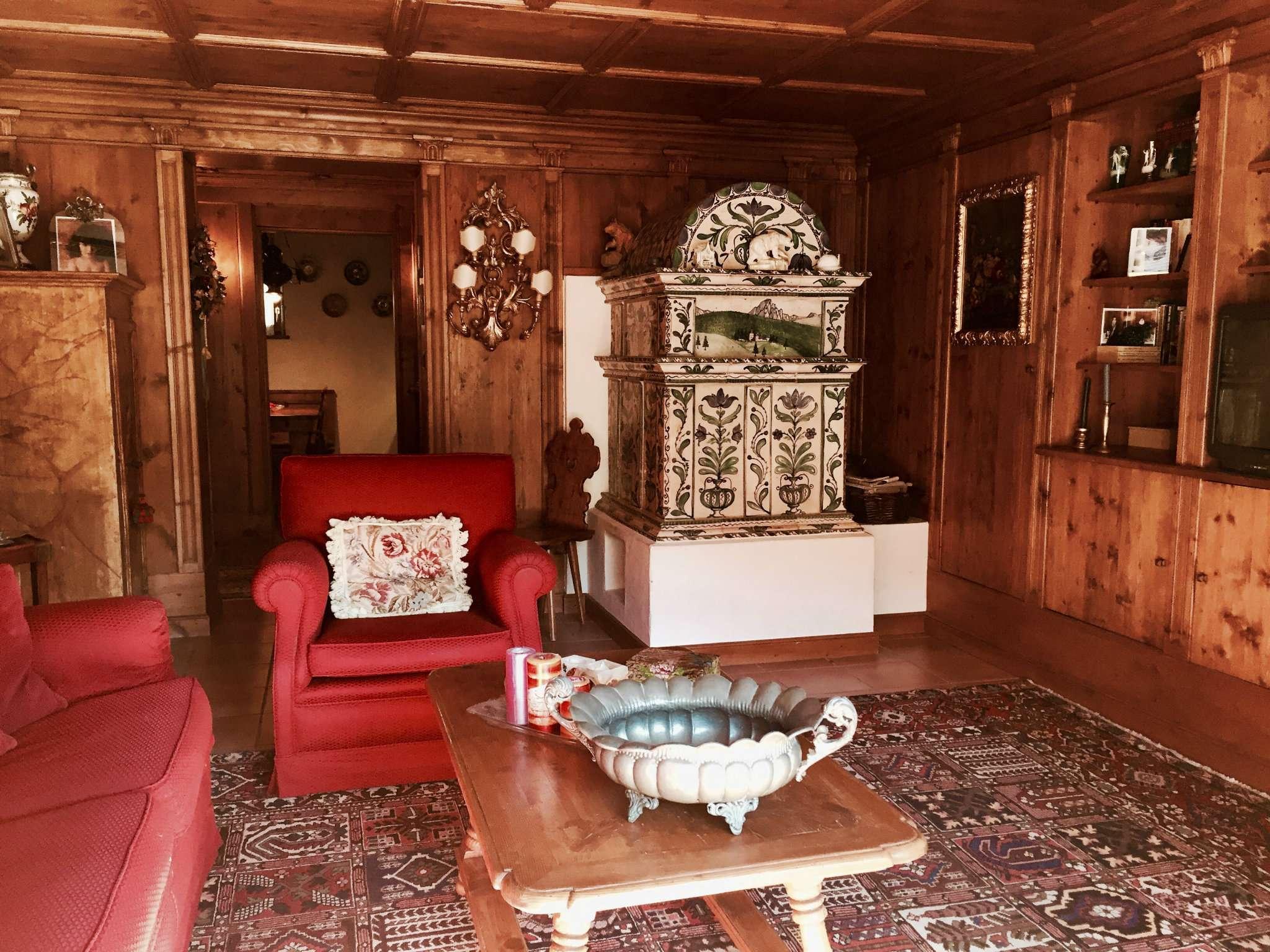 Appartamento in Vendita a Selva di Val Gardena