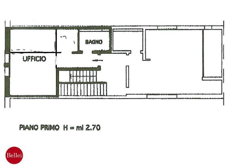 Ufficio / Studio in affitto a Sassuolo, 3 locali, prezzo € 450 | CambioCasa.it