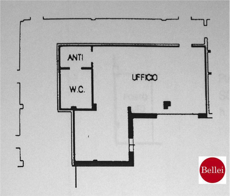Ufficio / Studio in affitto a Sassuolo, 2 locali, prezzo € 450 | CambioCasa.it