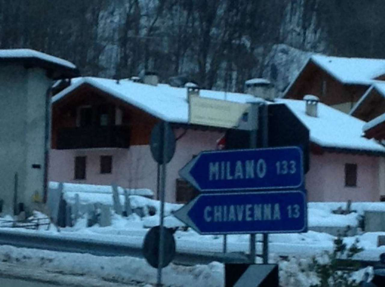 Bilocale Campodolcino Via Spluga 7