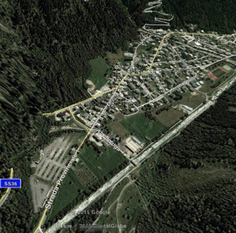 Bilocale Campodolcino Via Spluga 10