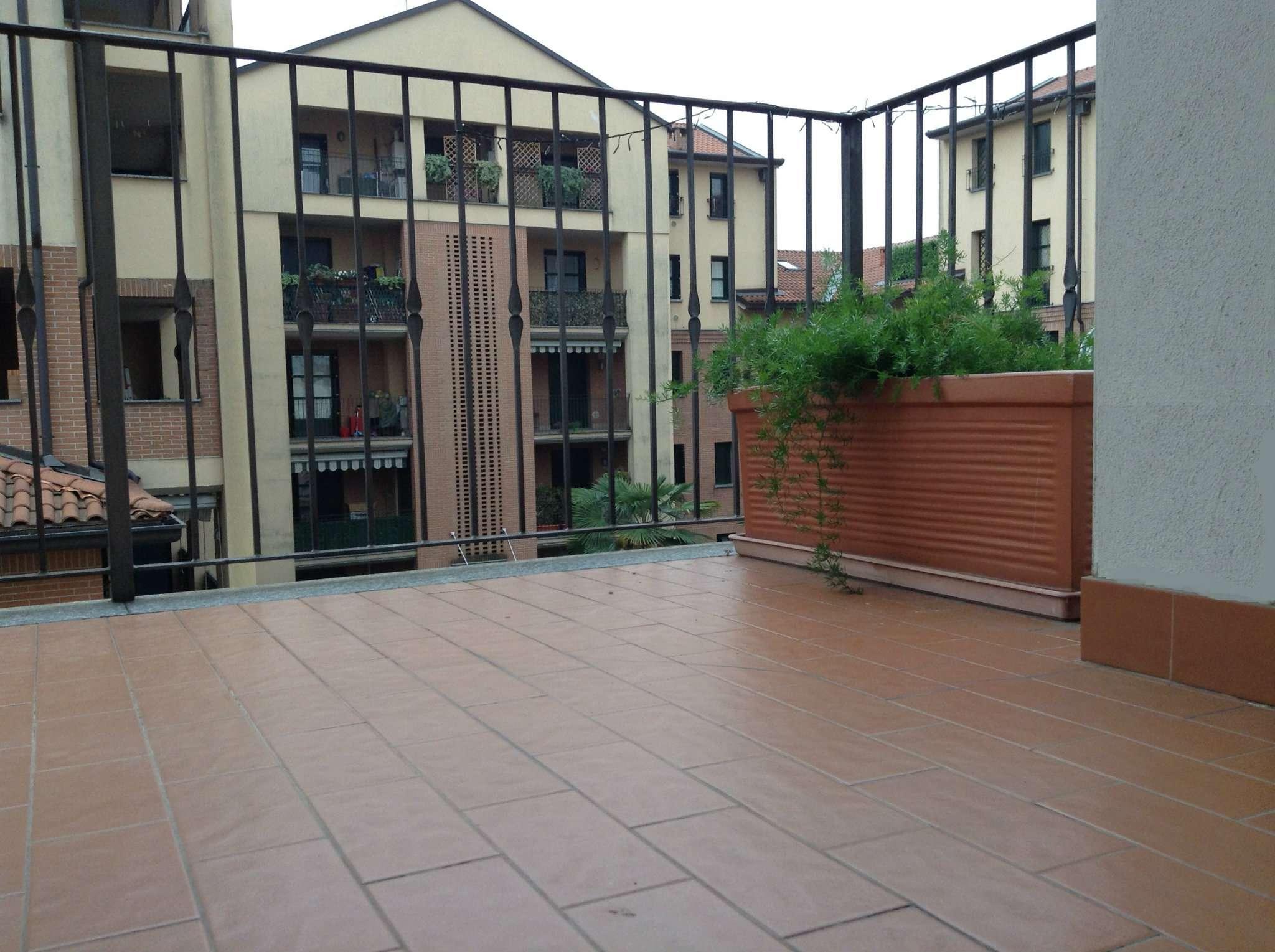 Bilocale Senago Via San Bernardo 8
