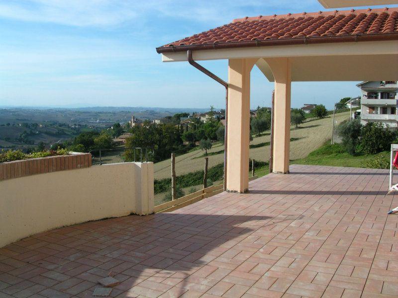 Appartamento in affitto a Polverigi, 2 locali, prezzo € 480 | CambioCasa.it