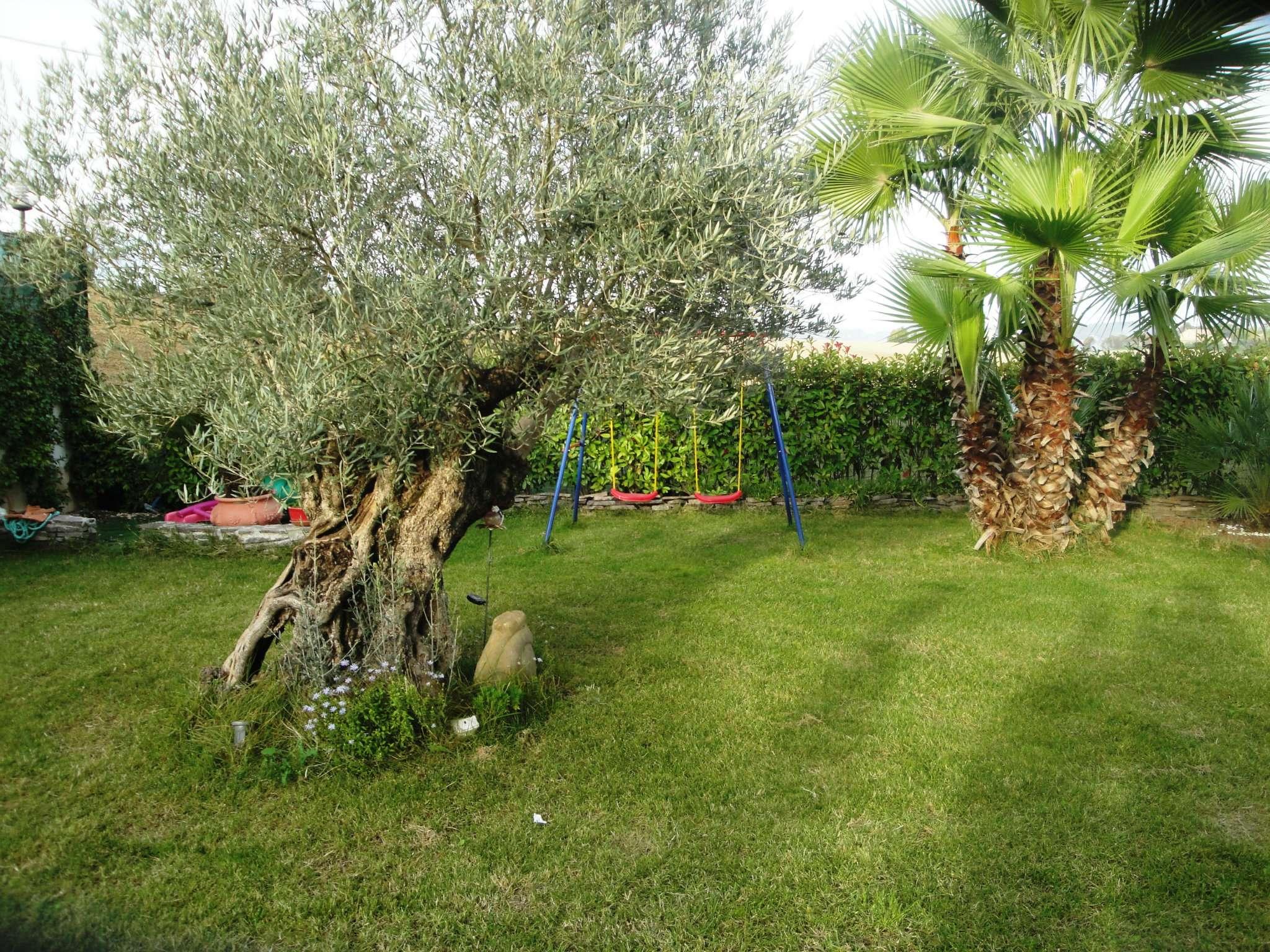 Villa in vendita a Polverigi, 4 locali, prezzo € 368.000 | Cambio Casa.it