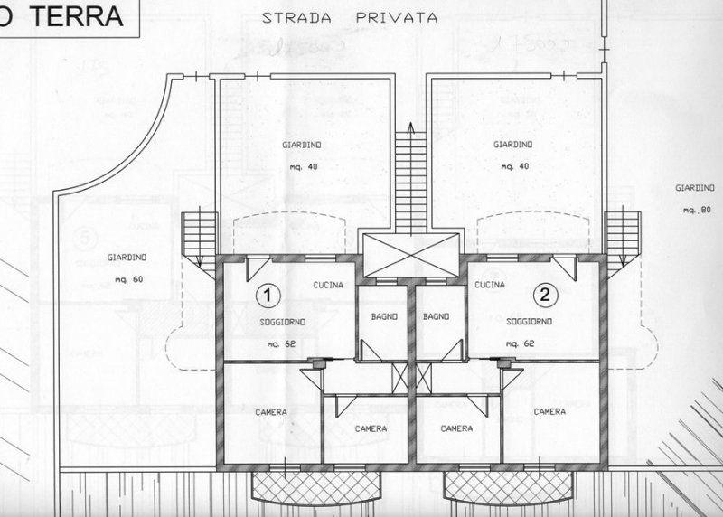 Appartamento in vendita a Osimo, 3 locali, prezzo € 165.000 | Cambio Casa.it