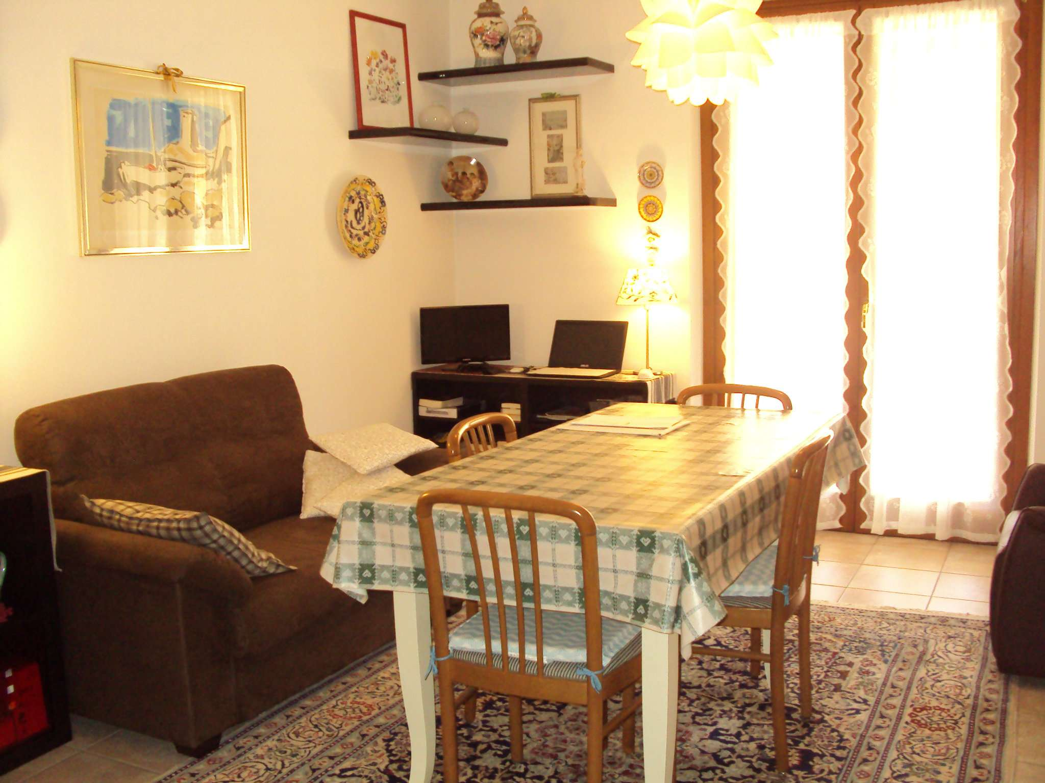 Appartamento in vendita a Polverigi, 3 locali, prezzo € 150.000 | Cambio Casa.it
