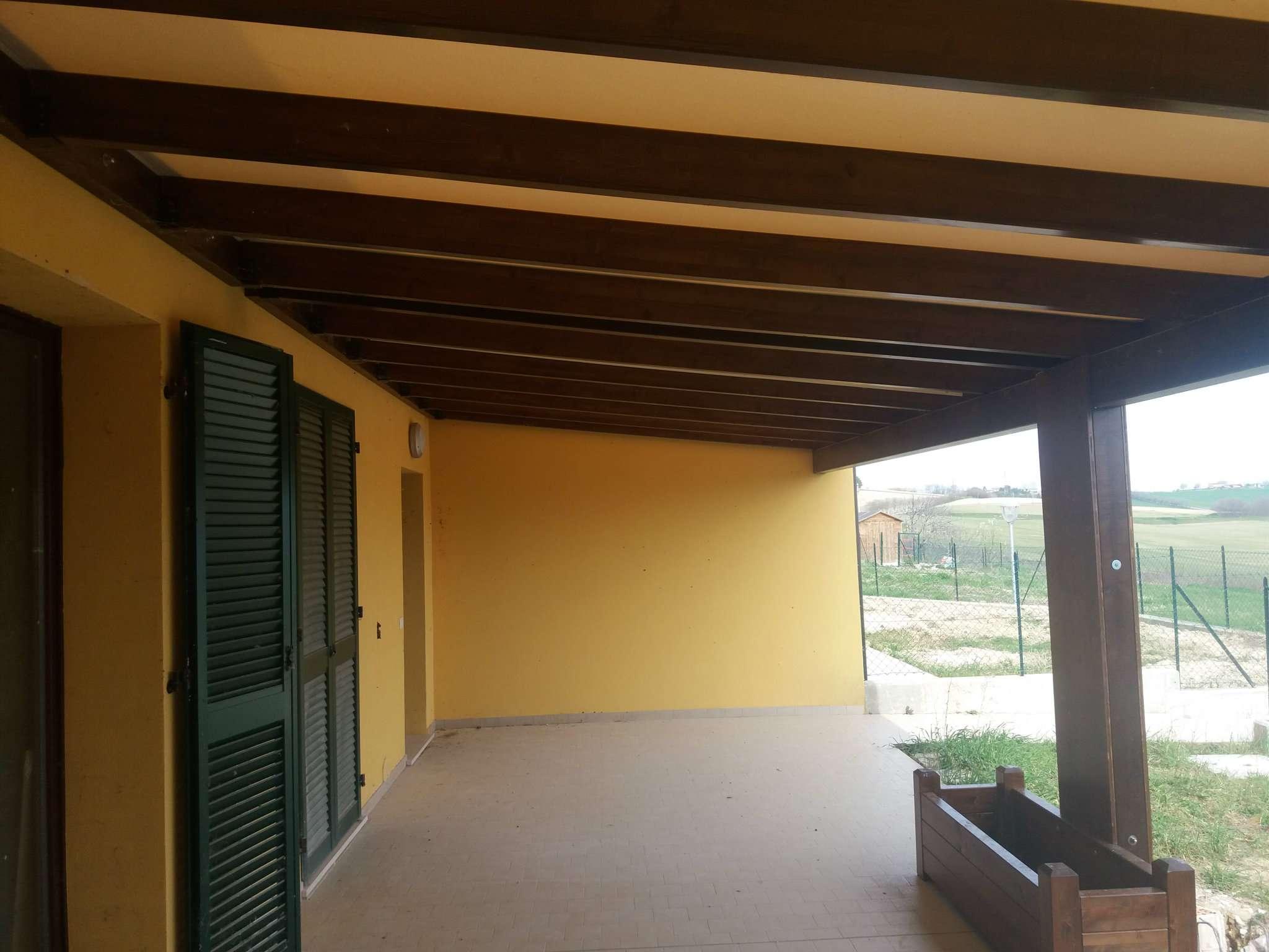Appartamento in vendita a Polverigi, 4 locali, prezzo € 173.000   Cambio Casa.it