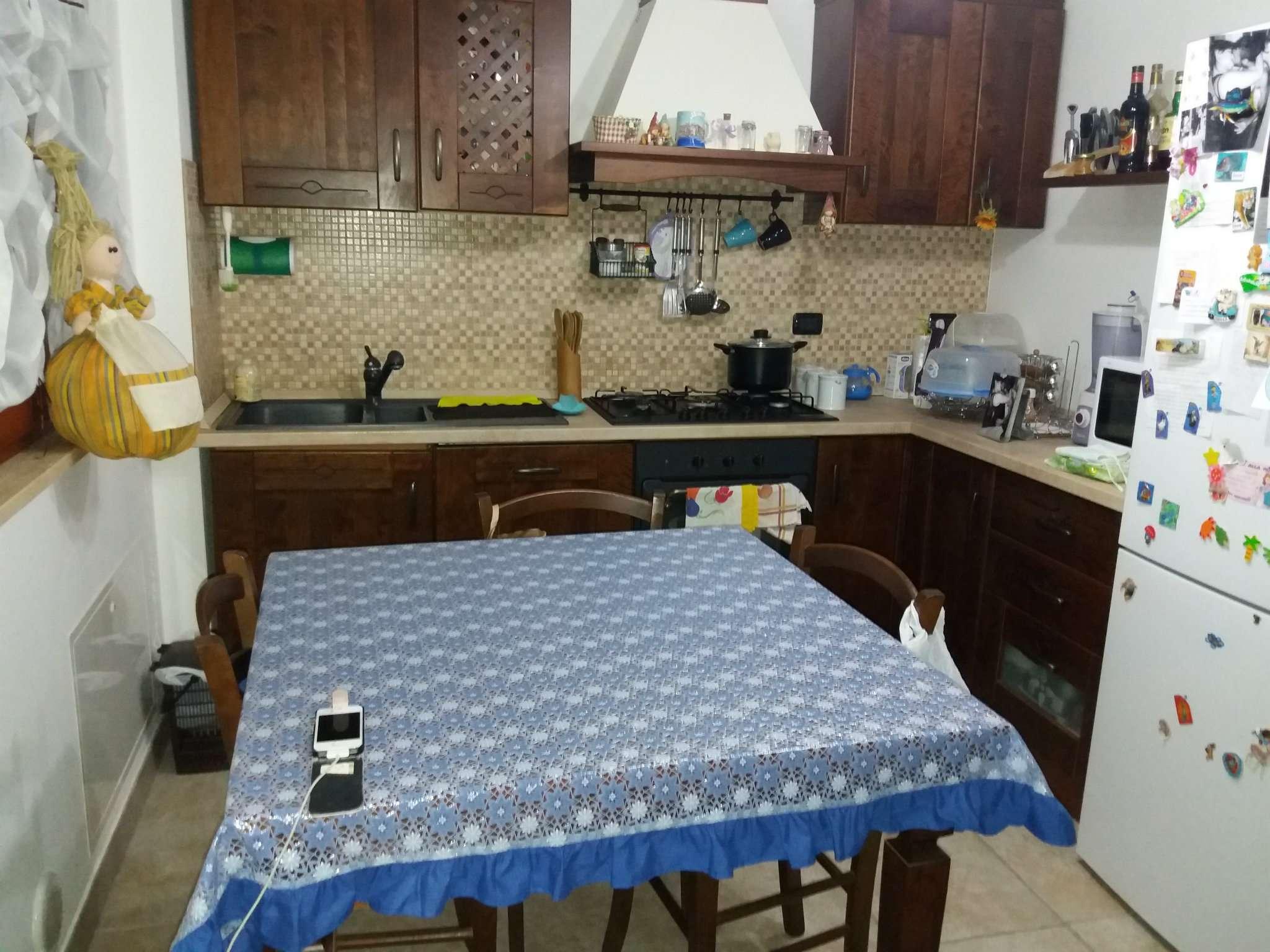 Appartamento in vendita a Polverigi, 3 locali, prezzo € 113.000 | Cambio Casa.it