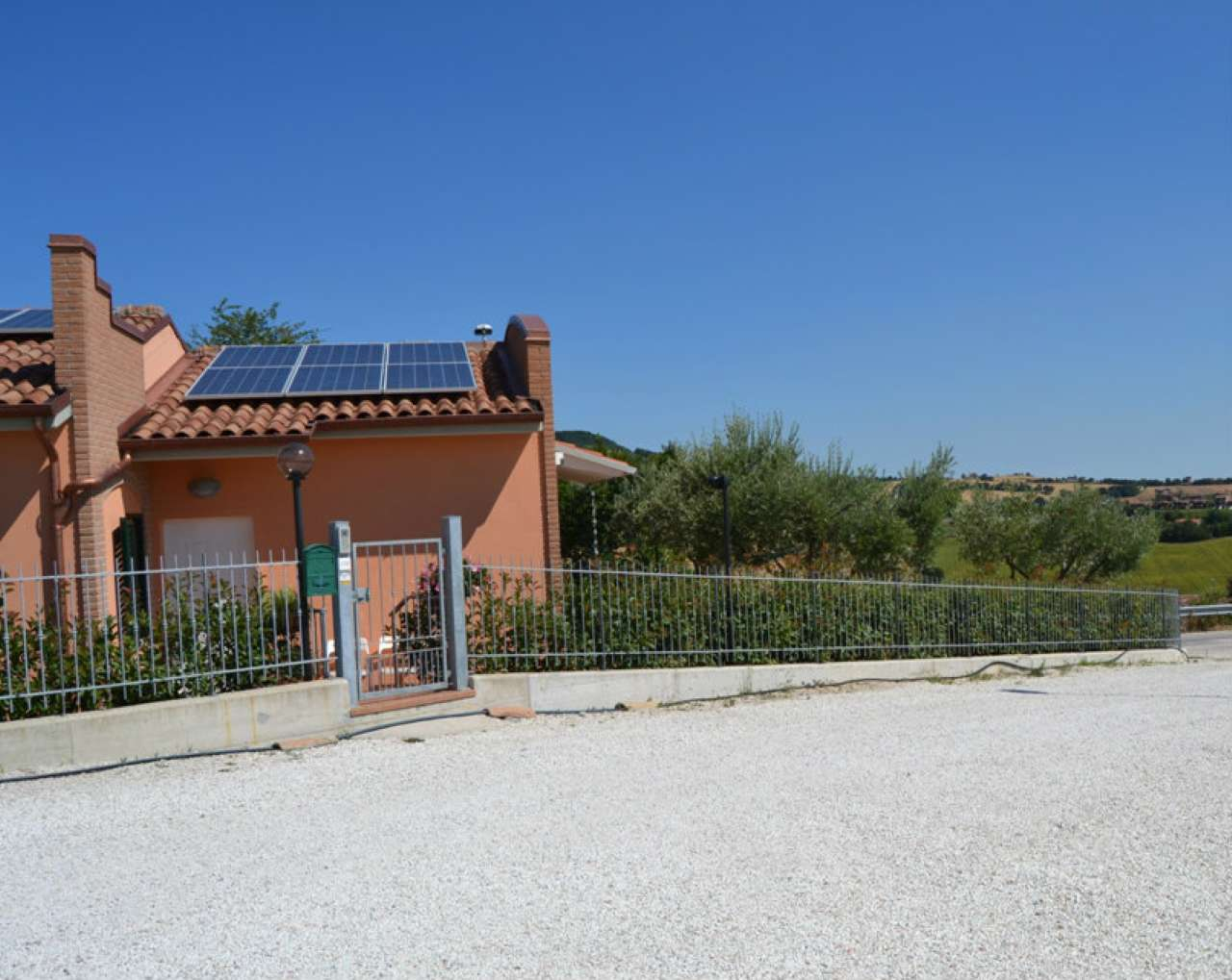 Villa a Schiera in Vendita a Polverigi