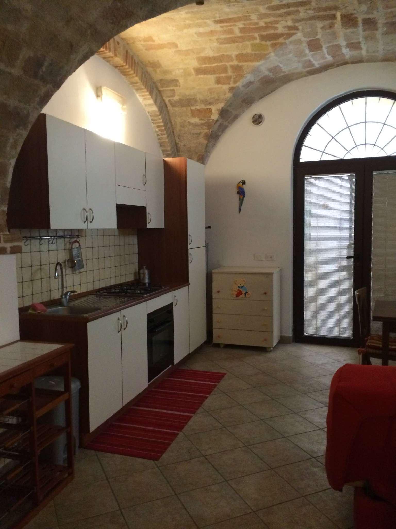 Appartamento in affitto a Polverigi, 1 locali, prezzo € 300 | Cambio Casa.it