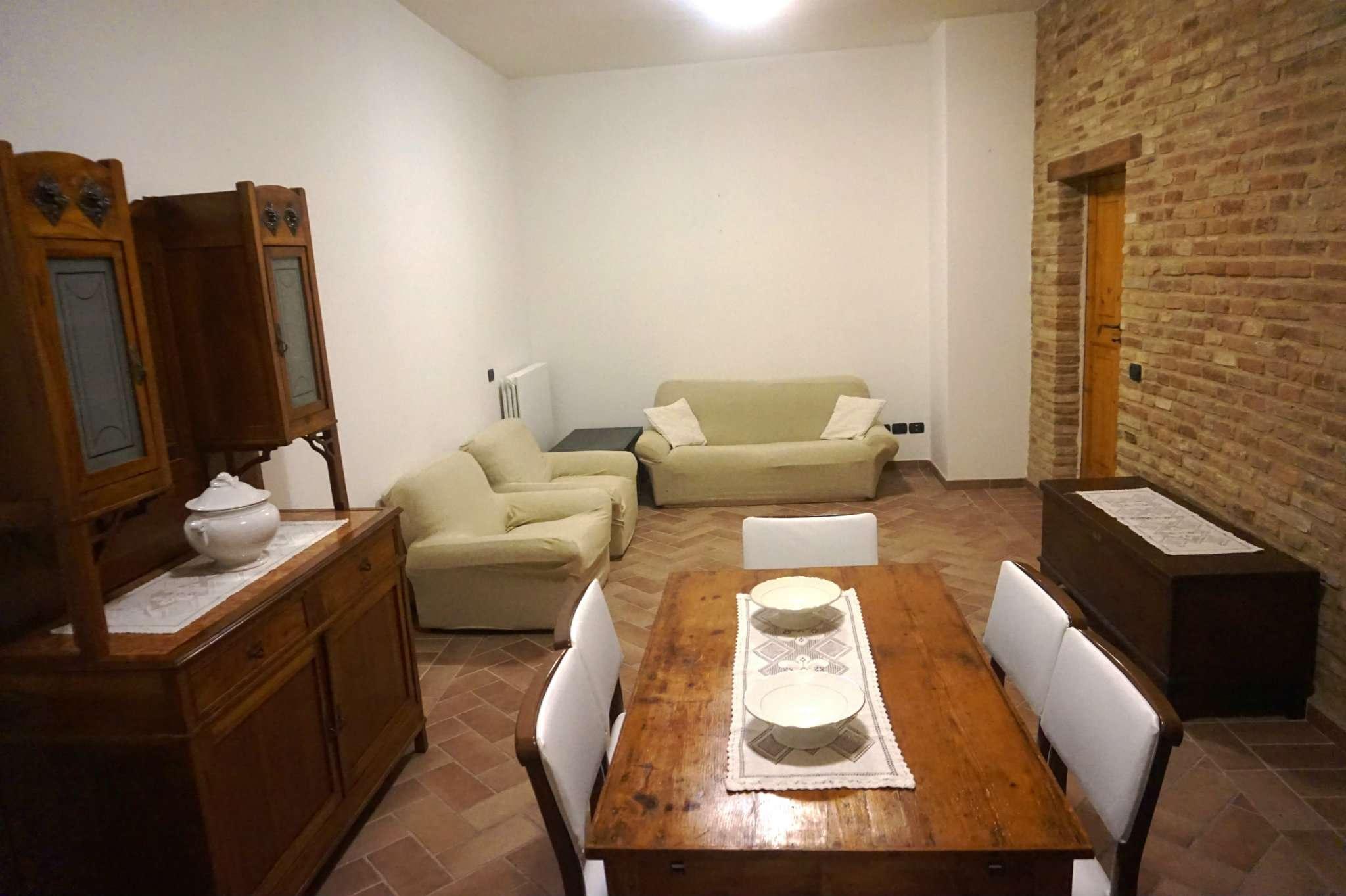 Appartamento in affitto a Polverigi, 4 locali, prezzo € 400 | CambioCasa.it