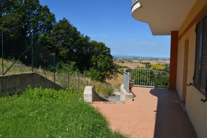 Appartamento in vendita a Polverigi, 3 locali, prezzo € 158.000 | Cambio Casa.it