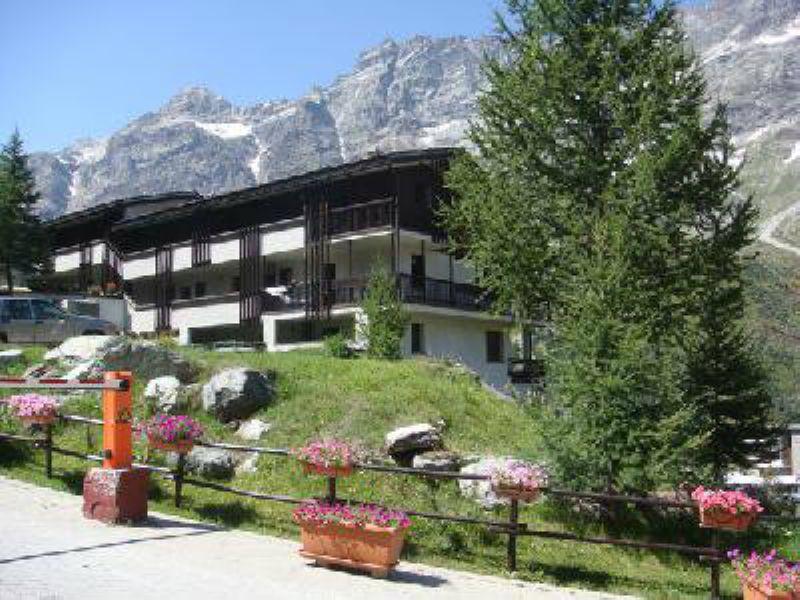 Bilocale Valtournenche Club Med 3