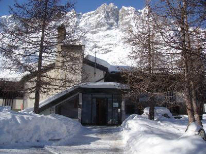 Bilocale Valtournenche Club Med 1