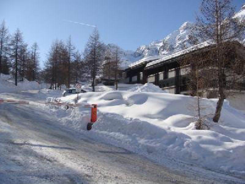 Bilocale Valtournenche Club Med 2