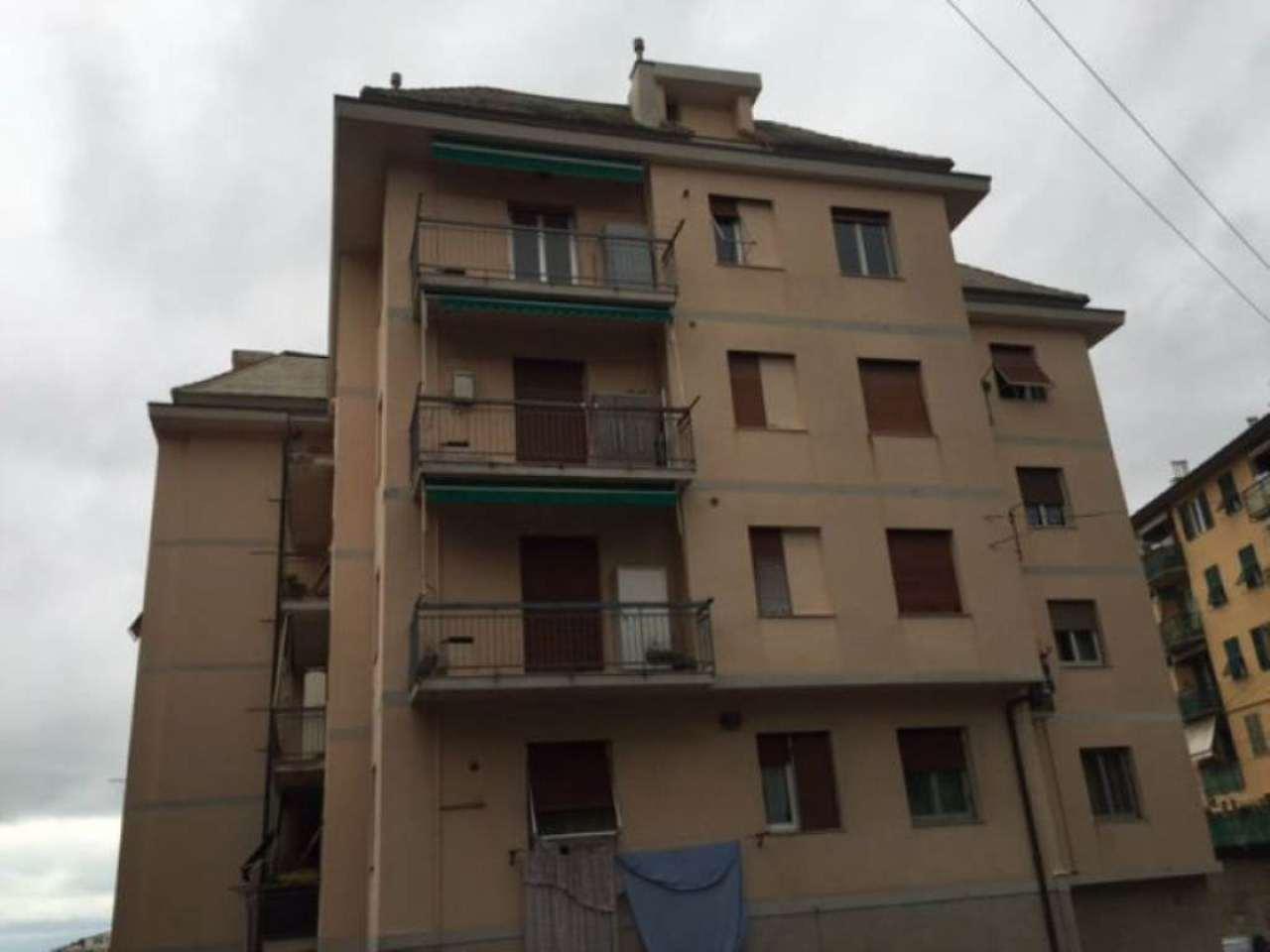 Bilocale Genova Via Berghini 12