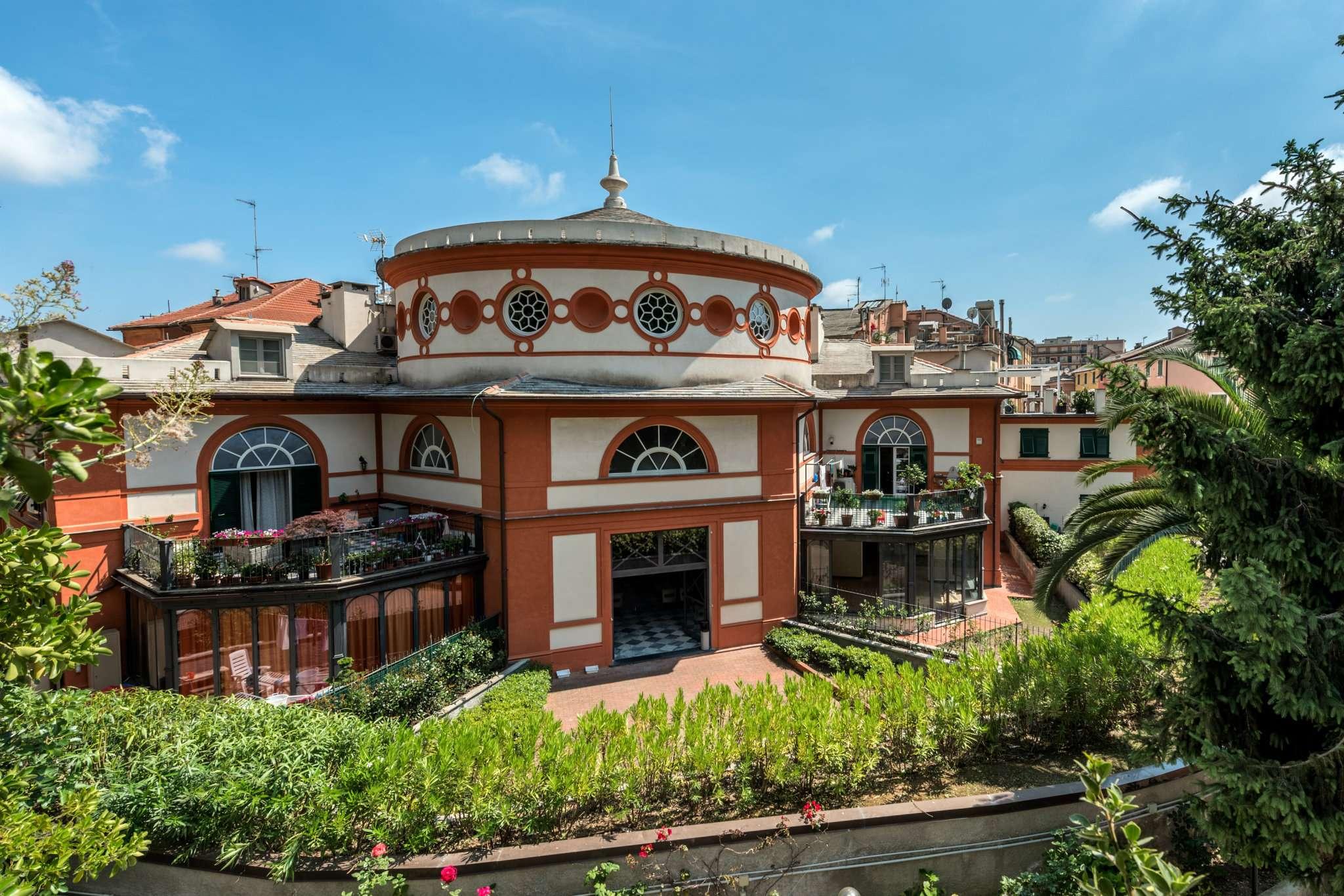 Appartamento, Villa Rossi, Sestri Ponente, Vendita - Genova (Genova)