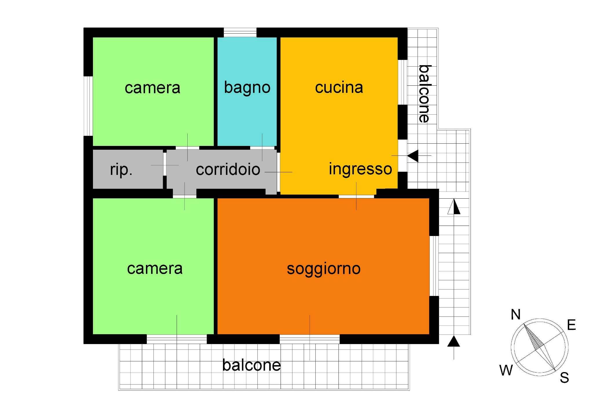 Villa in vendita a Anzio, 5 locali, prezzo € 245.000 | Cambio Casa.it