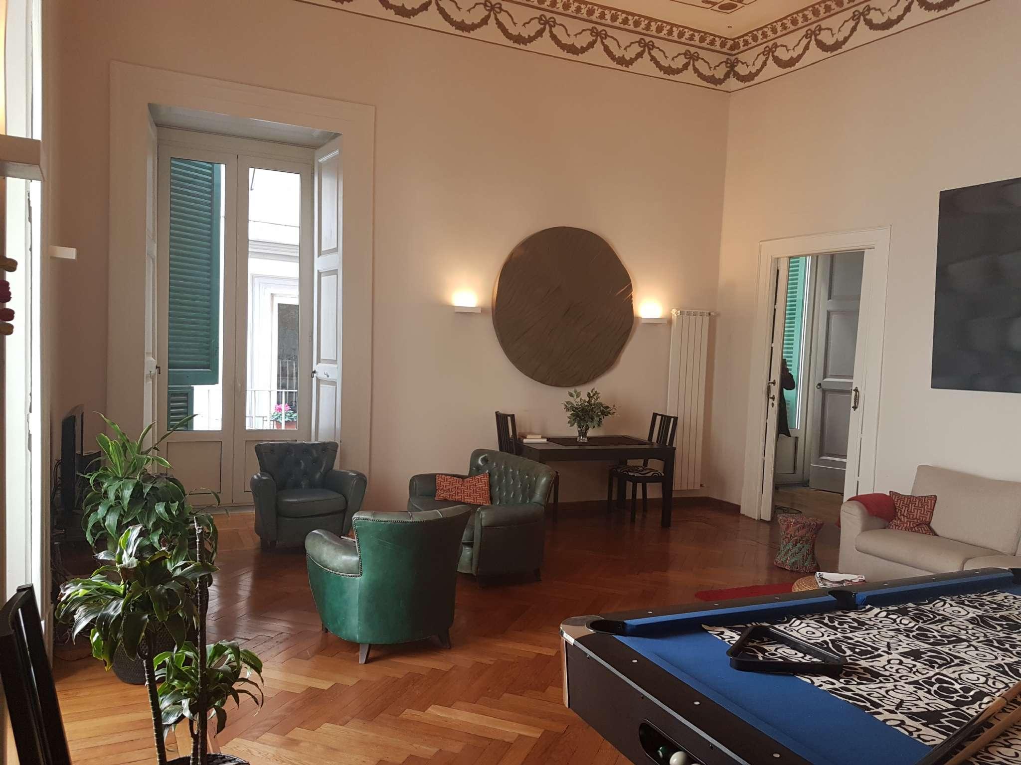 Appartamento in affitto a Napoli, 3 locali, zona Zona: 1 . Chiaia, Posillipo, San Ferdinando, prezzo € 1.100 | Cambio Casa.it