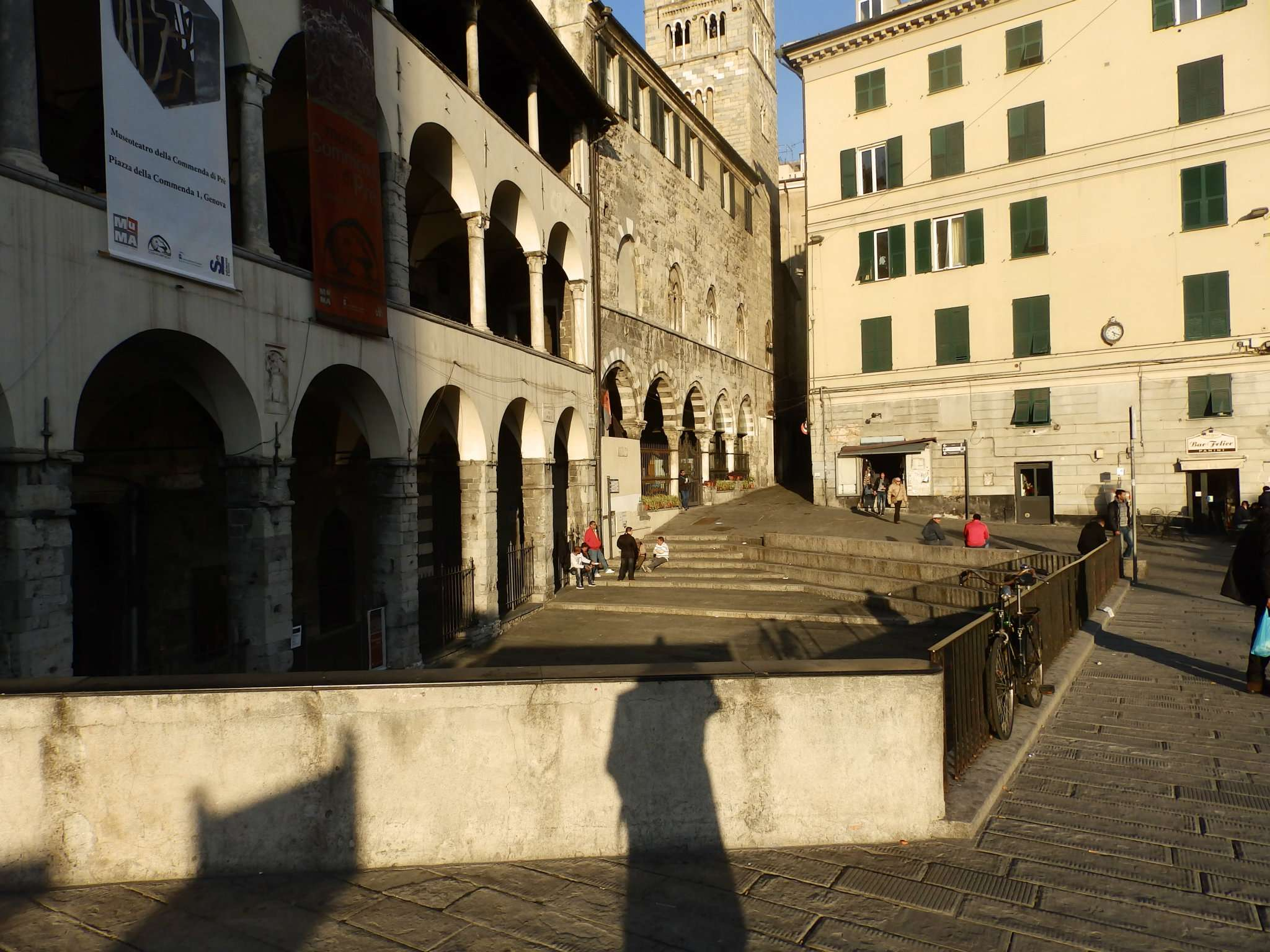 Bilocale Genova Salita San Paolo 4