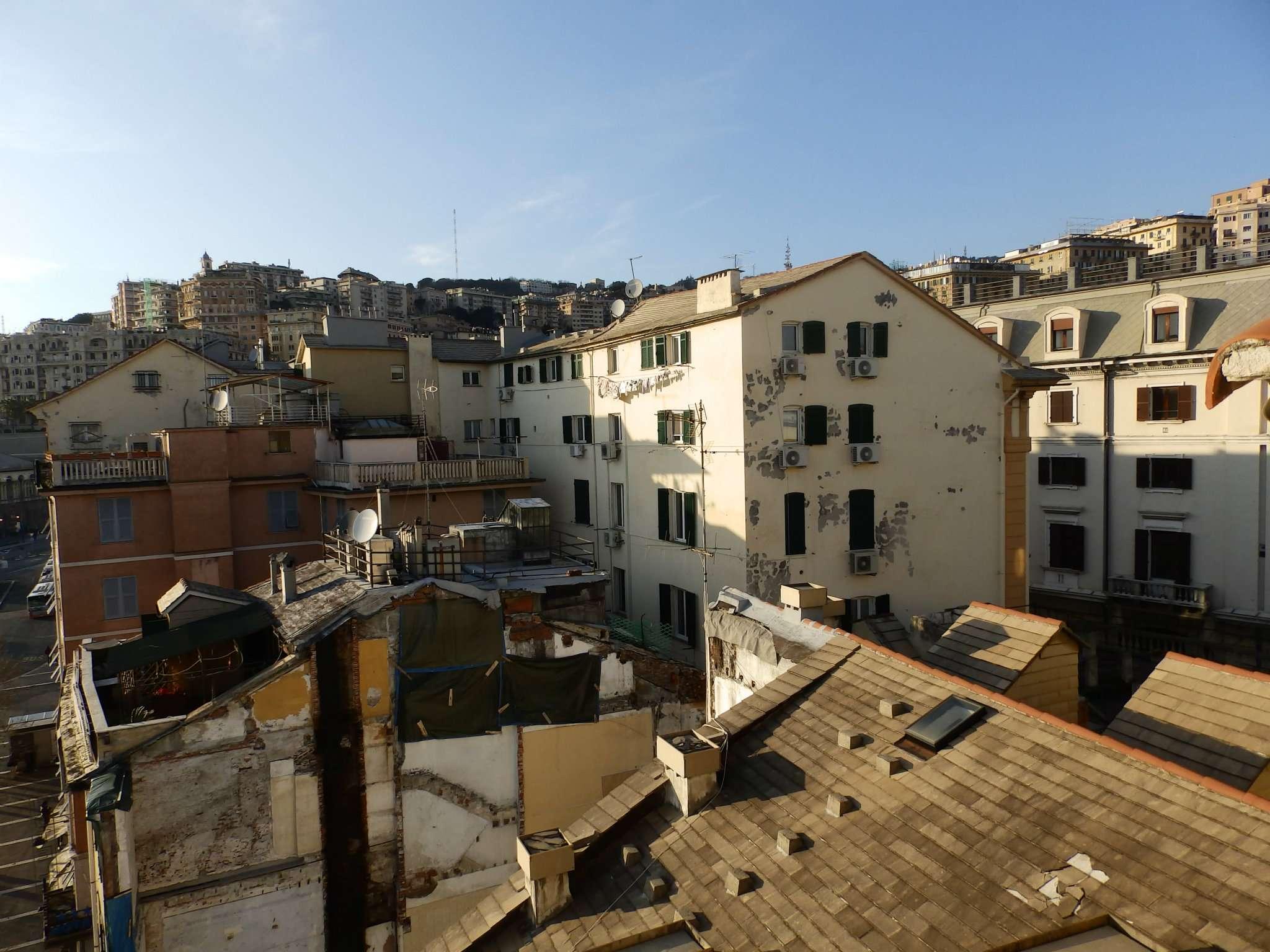 Bilocale Genova Salita San Paolo 3