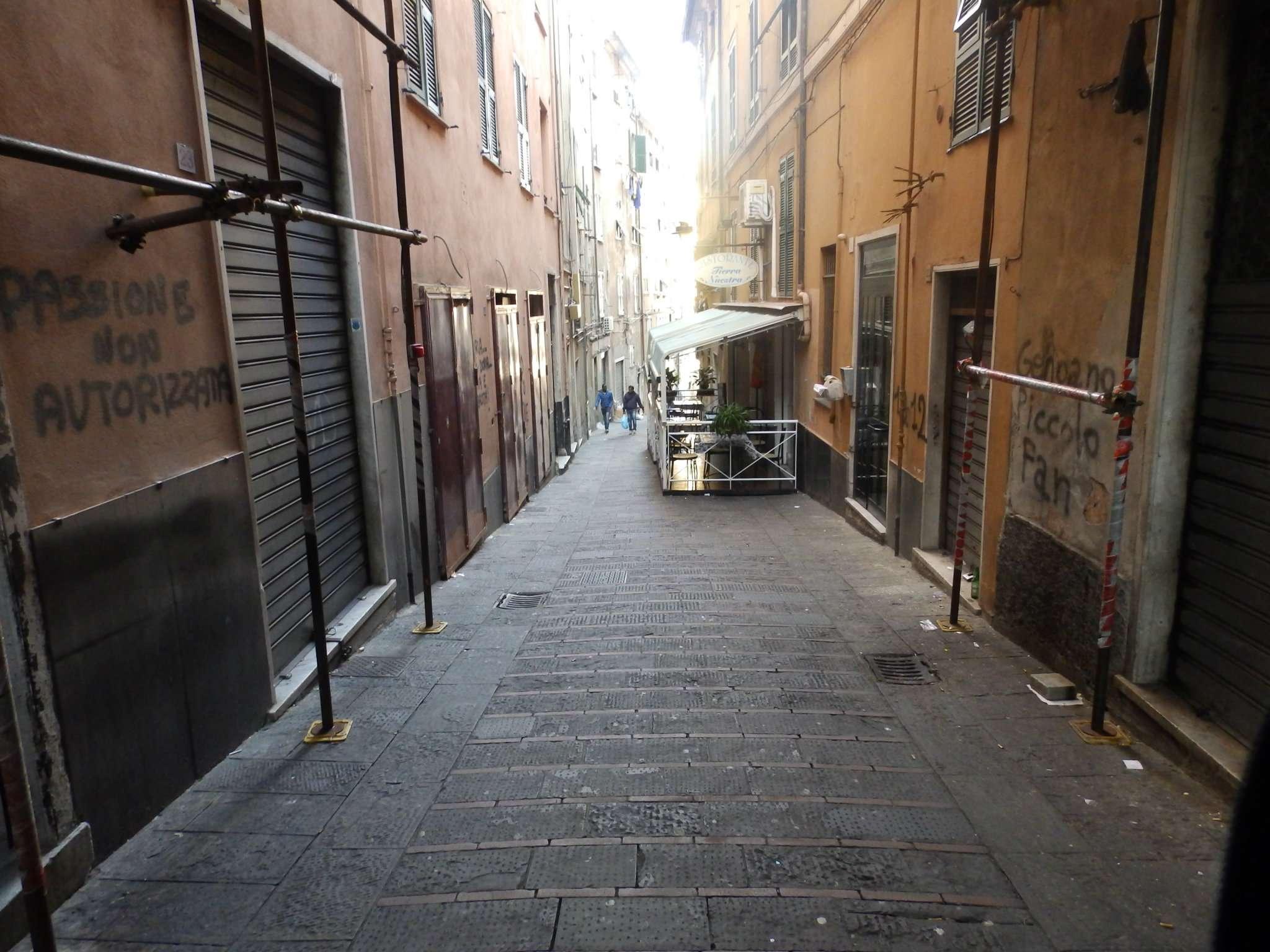 Bilocale Genova Salita San Paolo 7