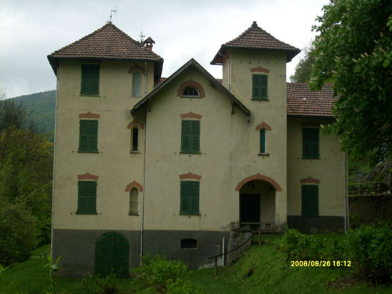 Villa in vendita a Tiglieto, 9999 locali, prezzo € 290.000 | CambioCasa.it