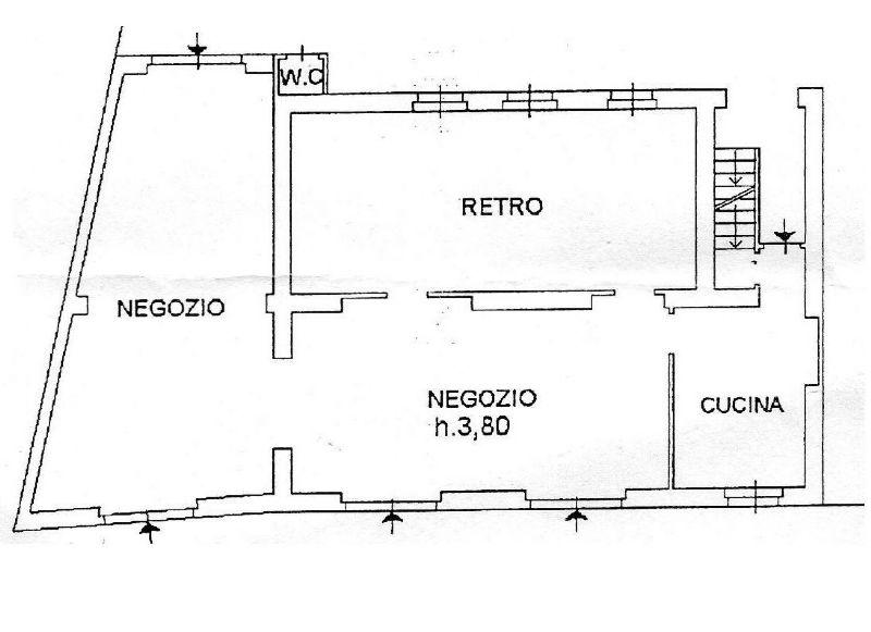 Negozio / Locale in vendita a Pero, 9999 locali, prezzo € 185.000 | Cambio Casa.it
