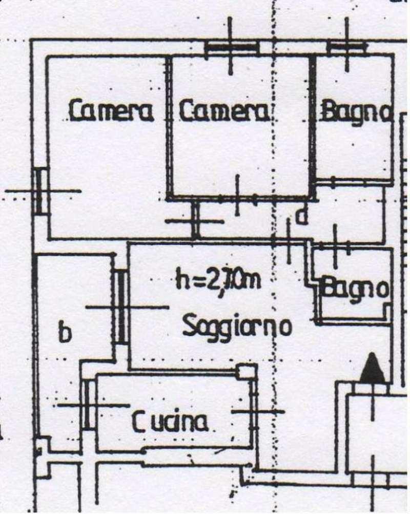 Vendita  bilocale Milano Via Appennini 1 1006382