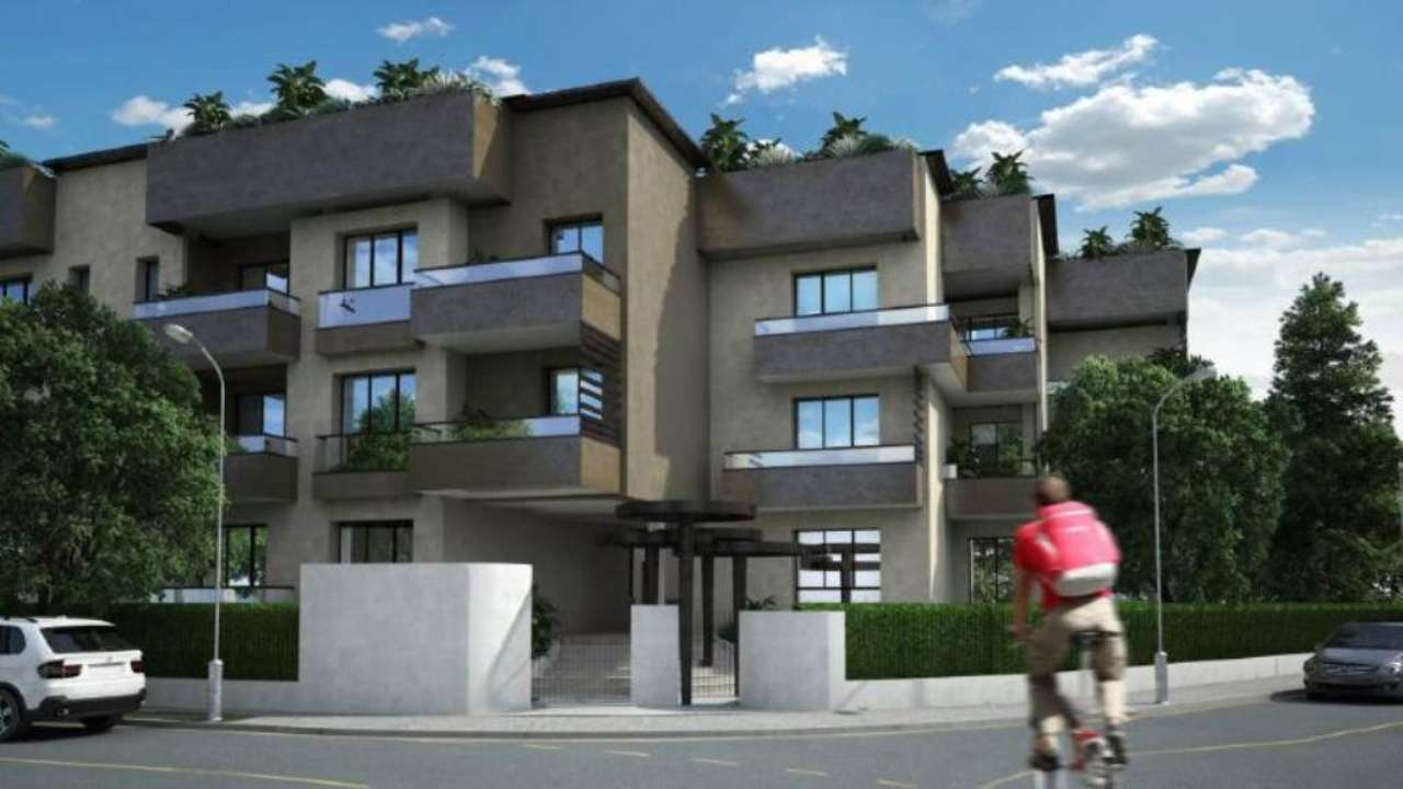 Appartamento in Vendita a Cusano Milanino Centro: 3 locali, 111 mq