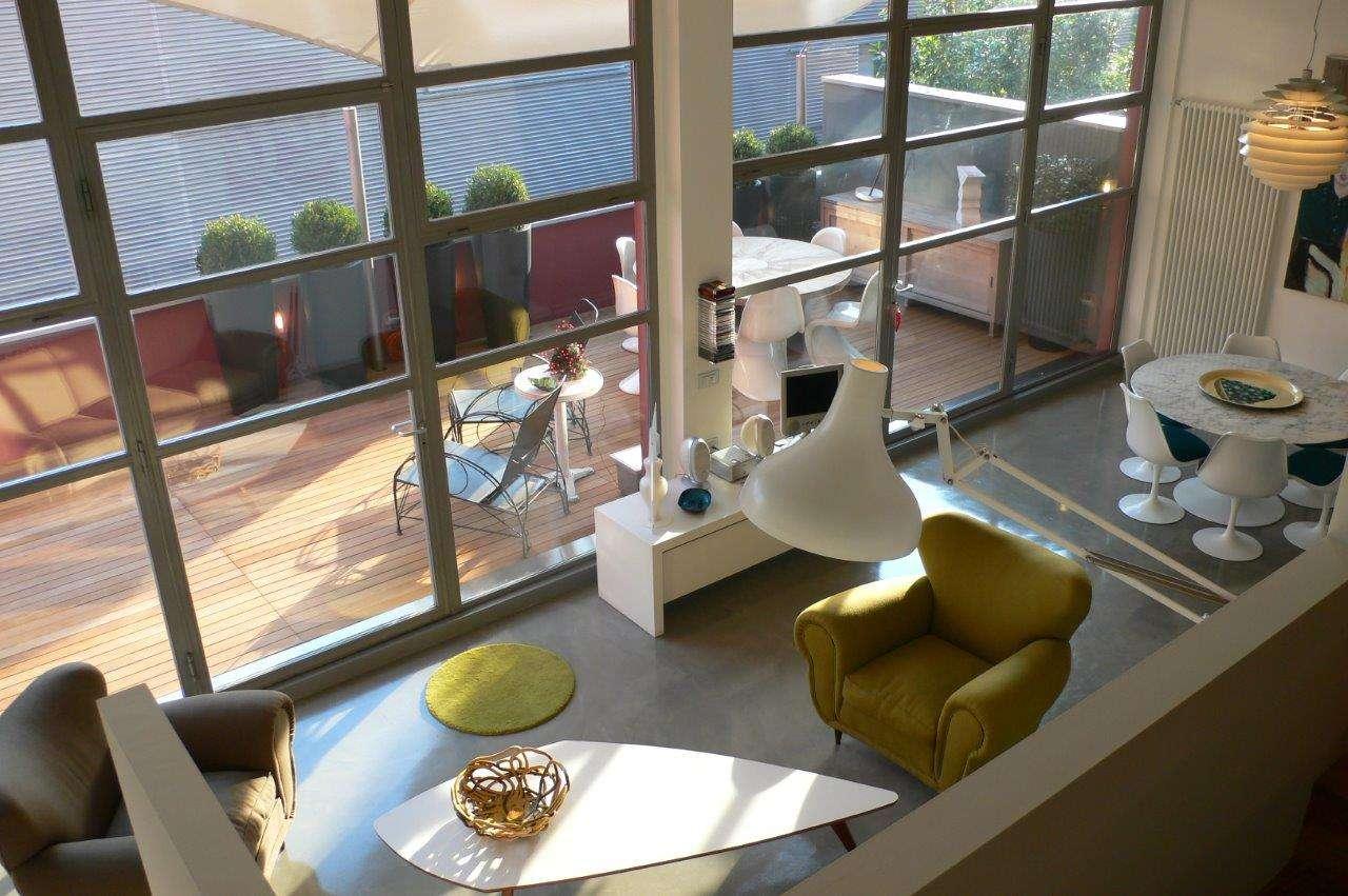 Loft open space in Vendita a Milano 21 Udine / Lambrate / Ortica: 2 locali, 112 mq