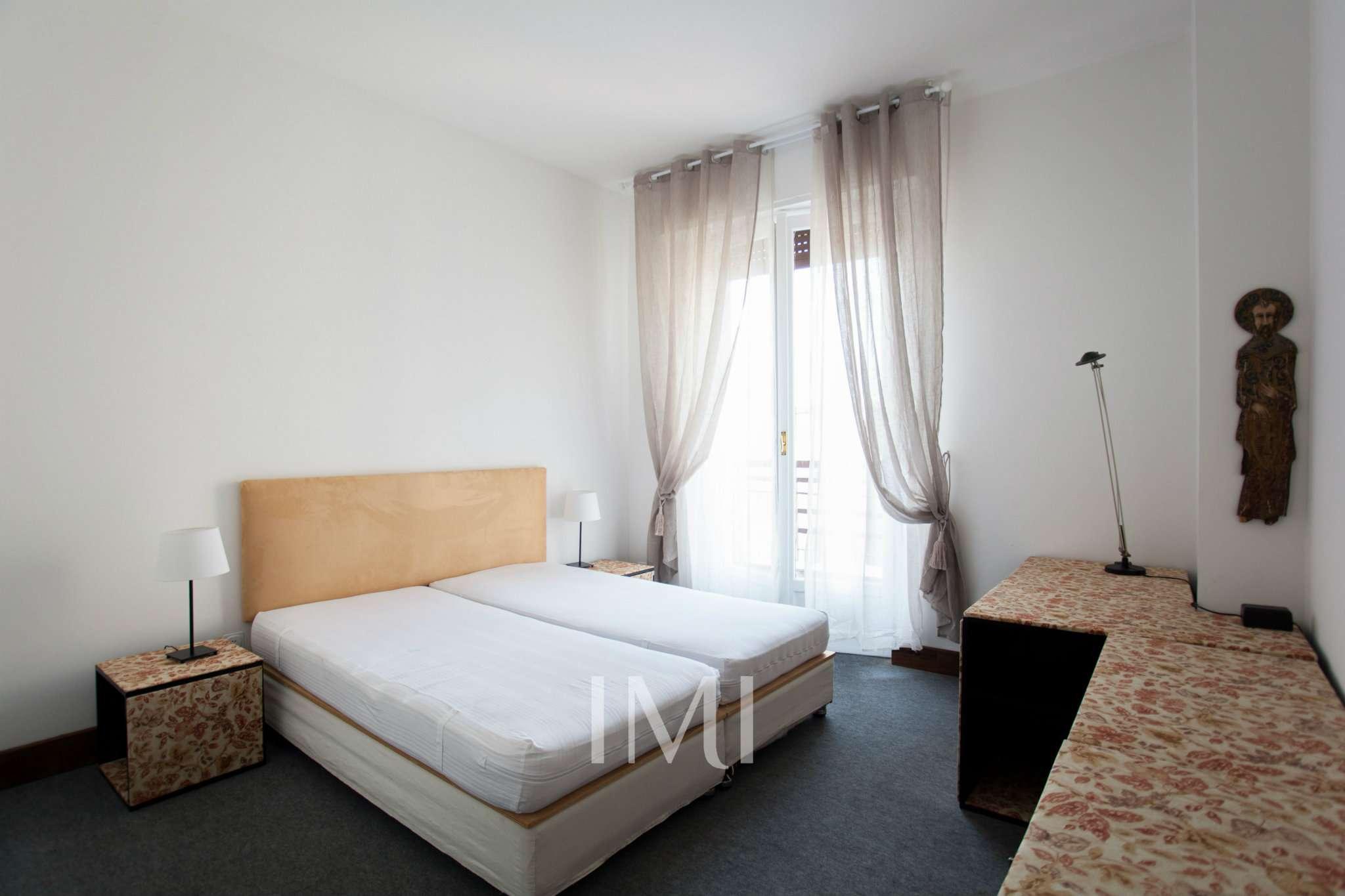Bilocale Milano Via Salasco 12