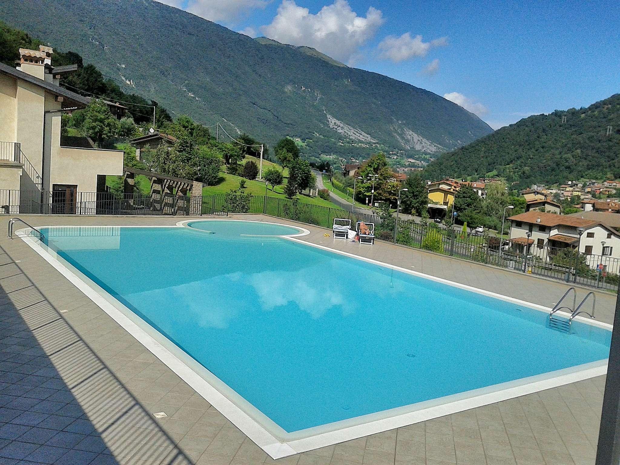 Appartamento in vendita a Ranzanico, 3 locali, prezzo € 195.000 | Cambio Casa.it