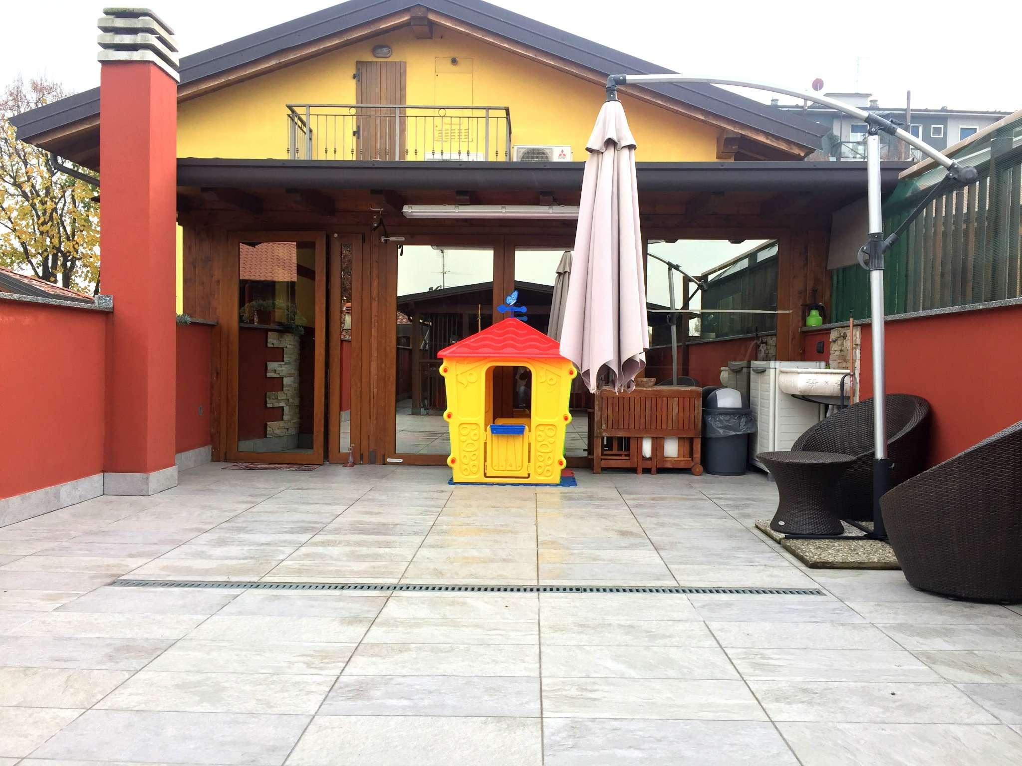 Attico / Mansarda in vendita a Gorgonzola, 4 locali, prezzo € 330.000 | CambioCasa.it