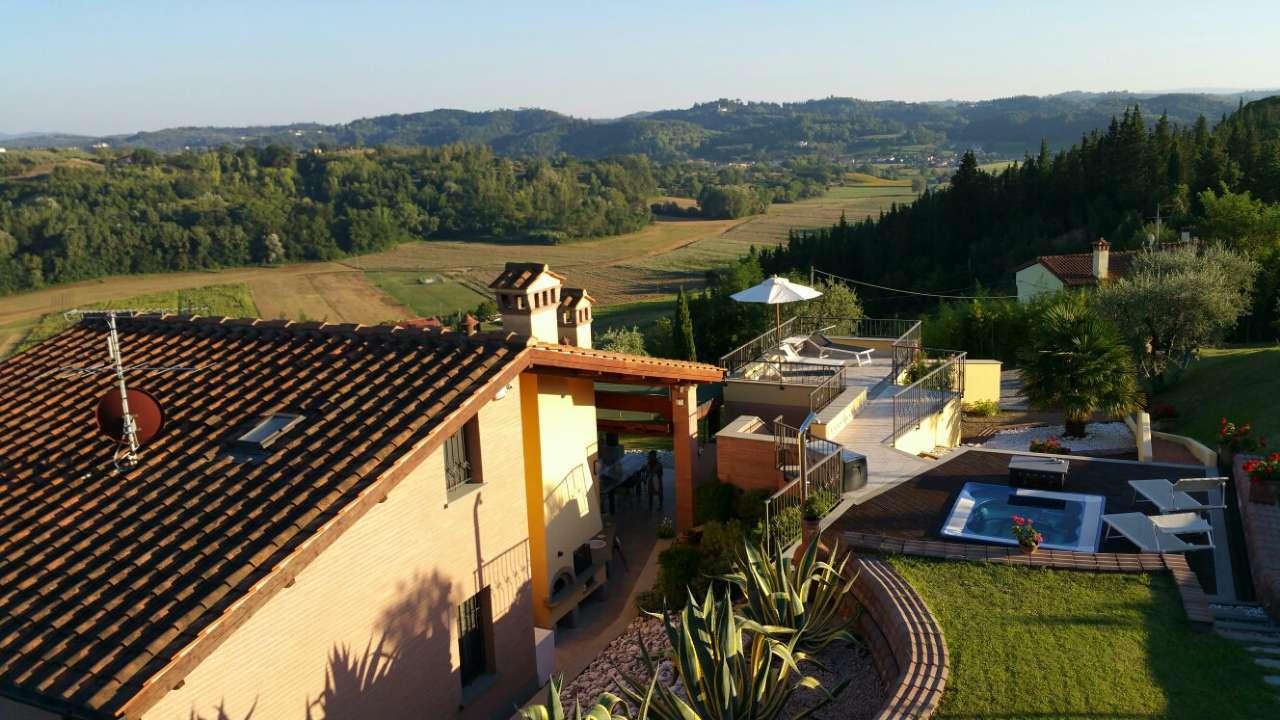 Villa in vendita a San Miniato, 6 locali, prezzo € 1.250.000 | Cambio Casa.it
