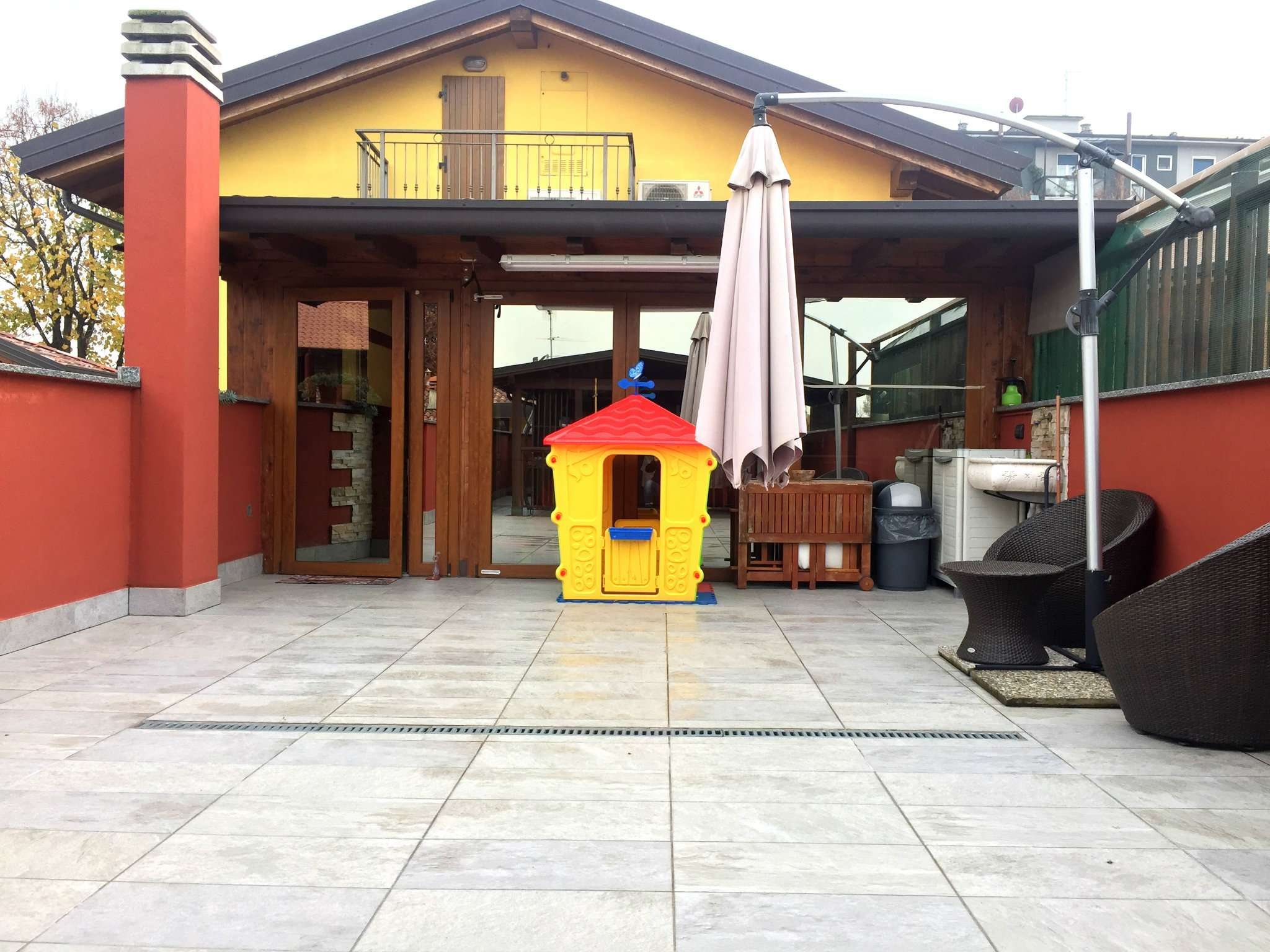 Appartamento in vendita a Gorgonzola, 4 locali, prezzo € 330.000   CambioCasa.it