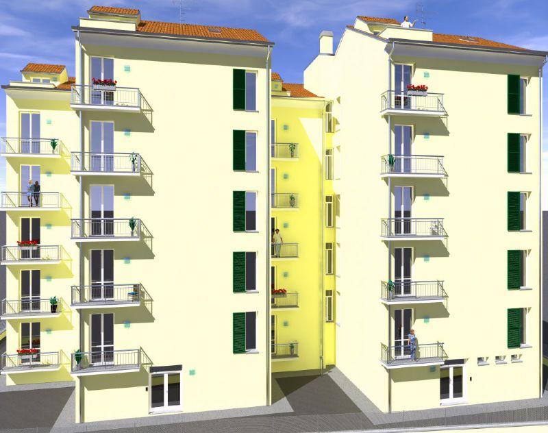 Bilocale Pietra Ligure Viale Della Repubblica 8